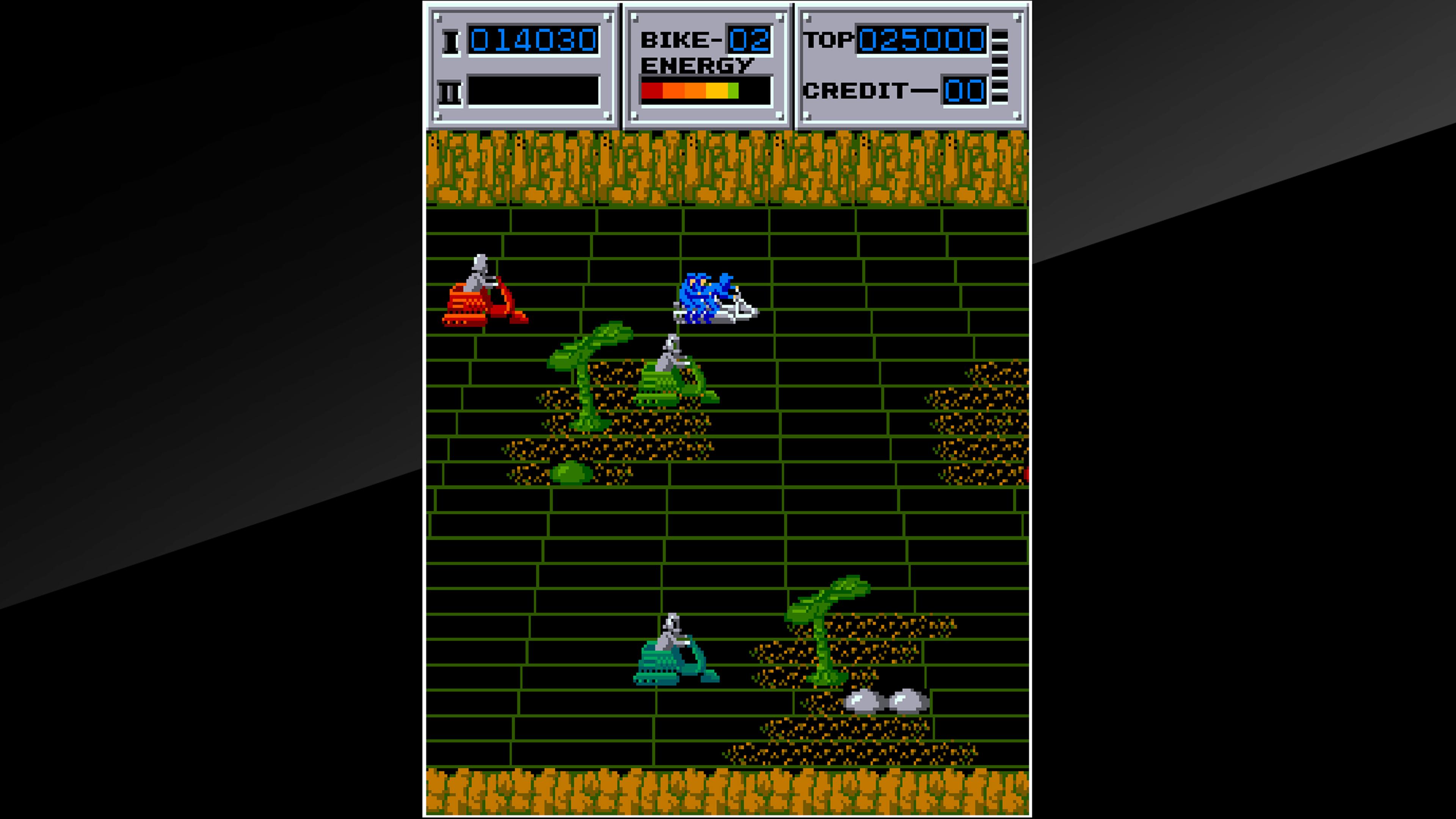 Скриншот №2 к Arcade Archives SEICROSS