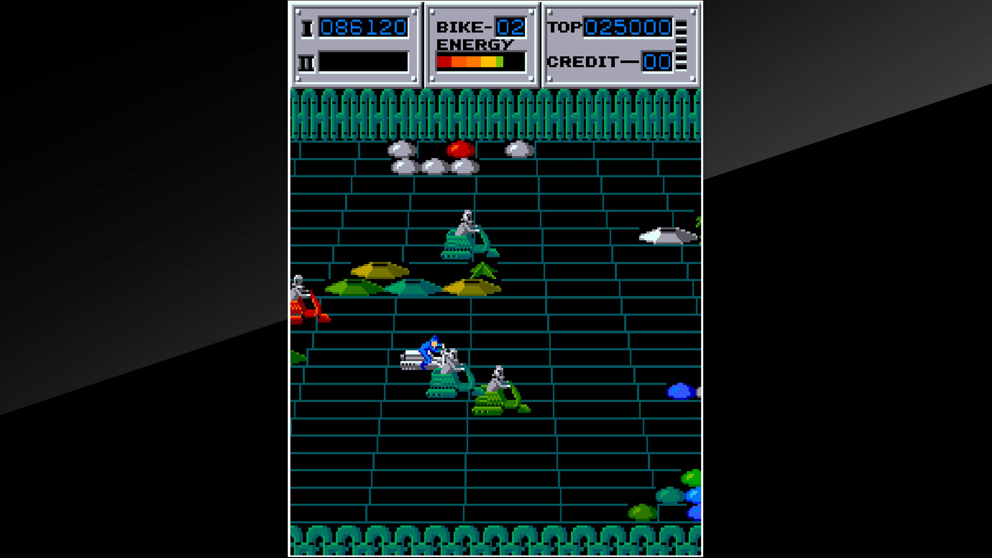 Скриншот №9 к Arcade Archives SEICROSS