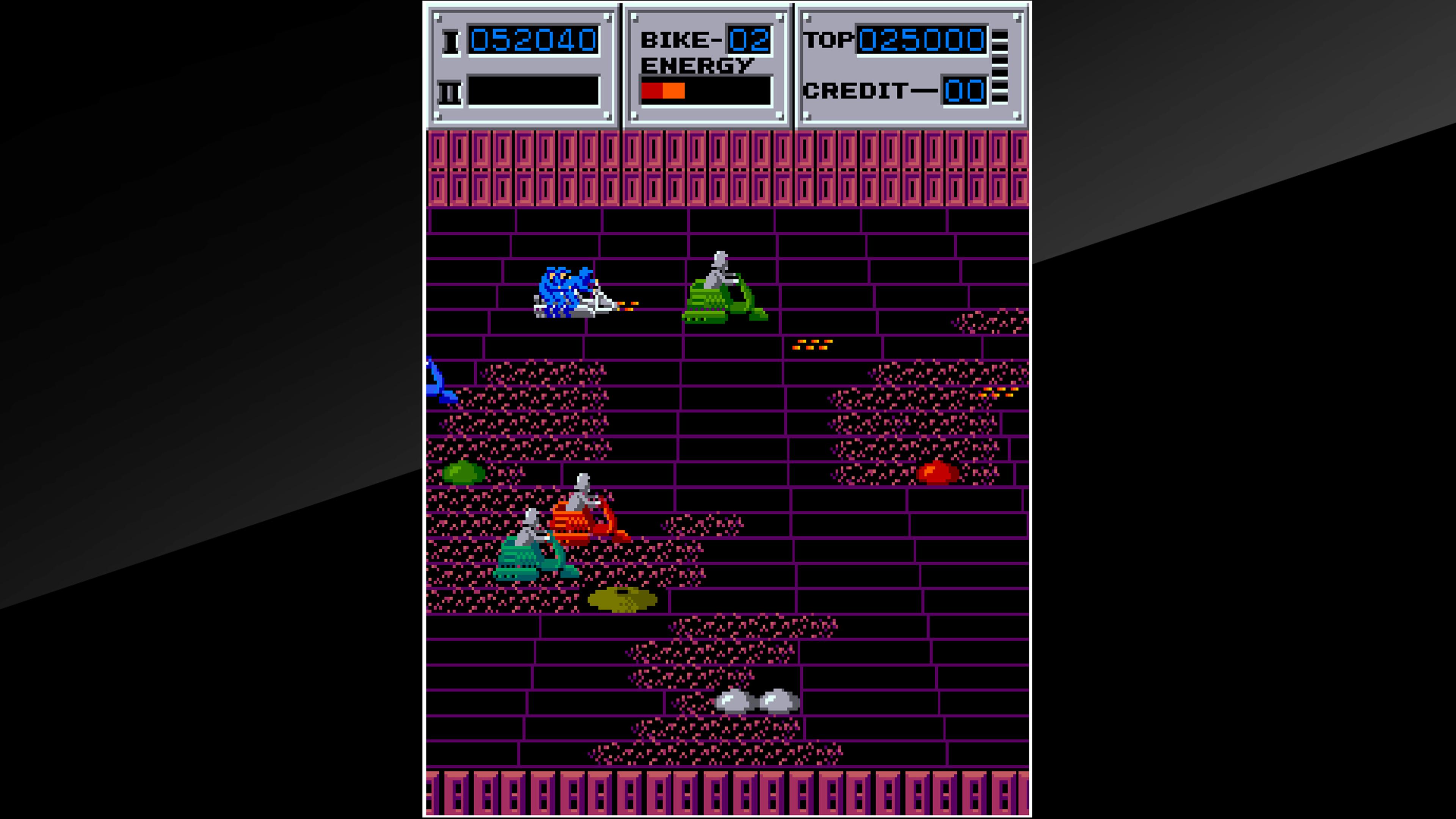 Скриншот №6 к Arcade Archives SEICROSS