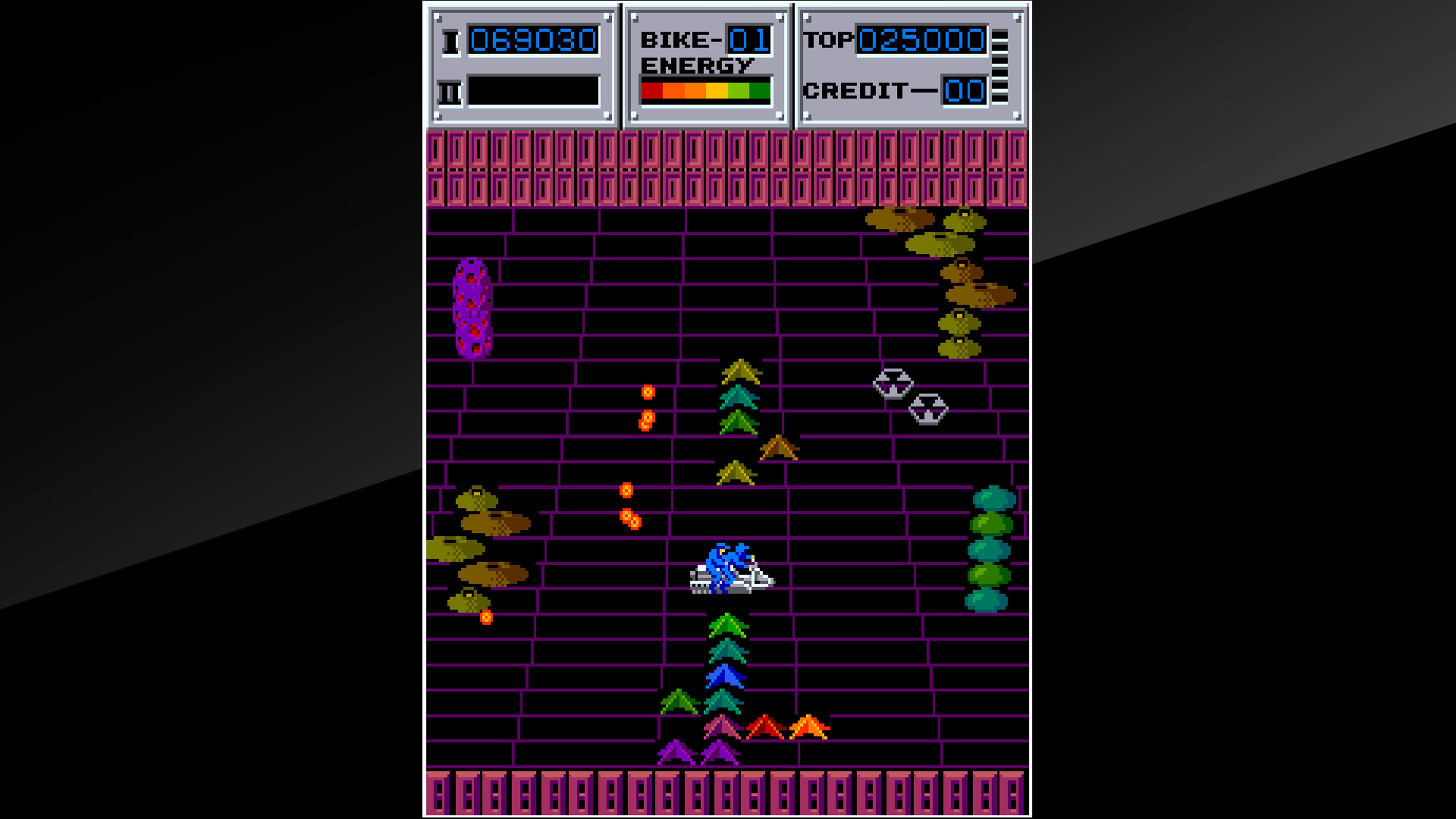 Скриншот №7 к Arcade Archives SEICROSS