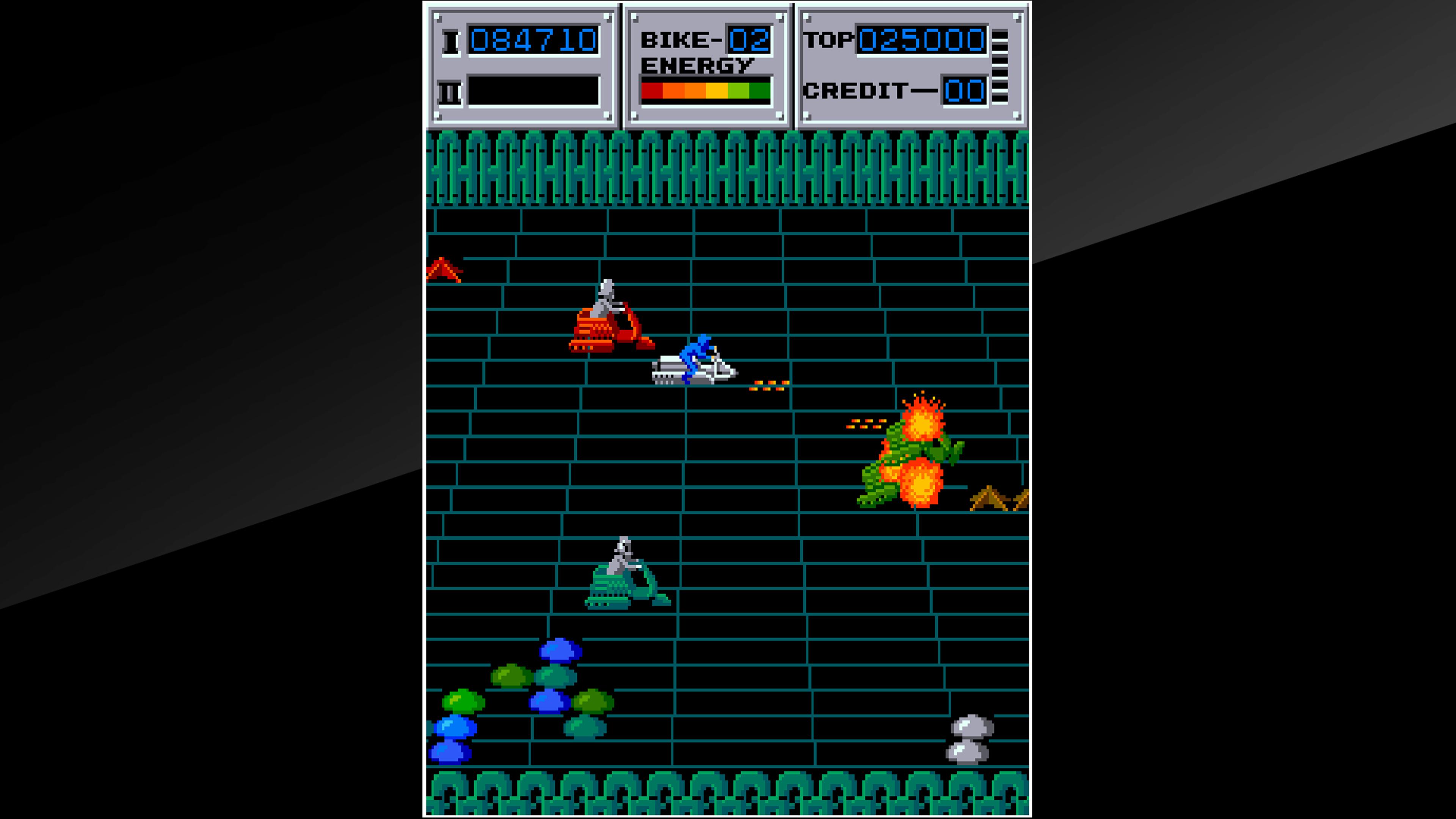 Скриншот №8 к Arcade Archives SEICROSS