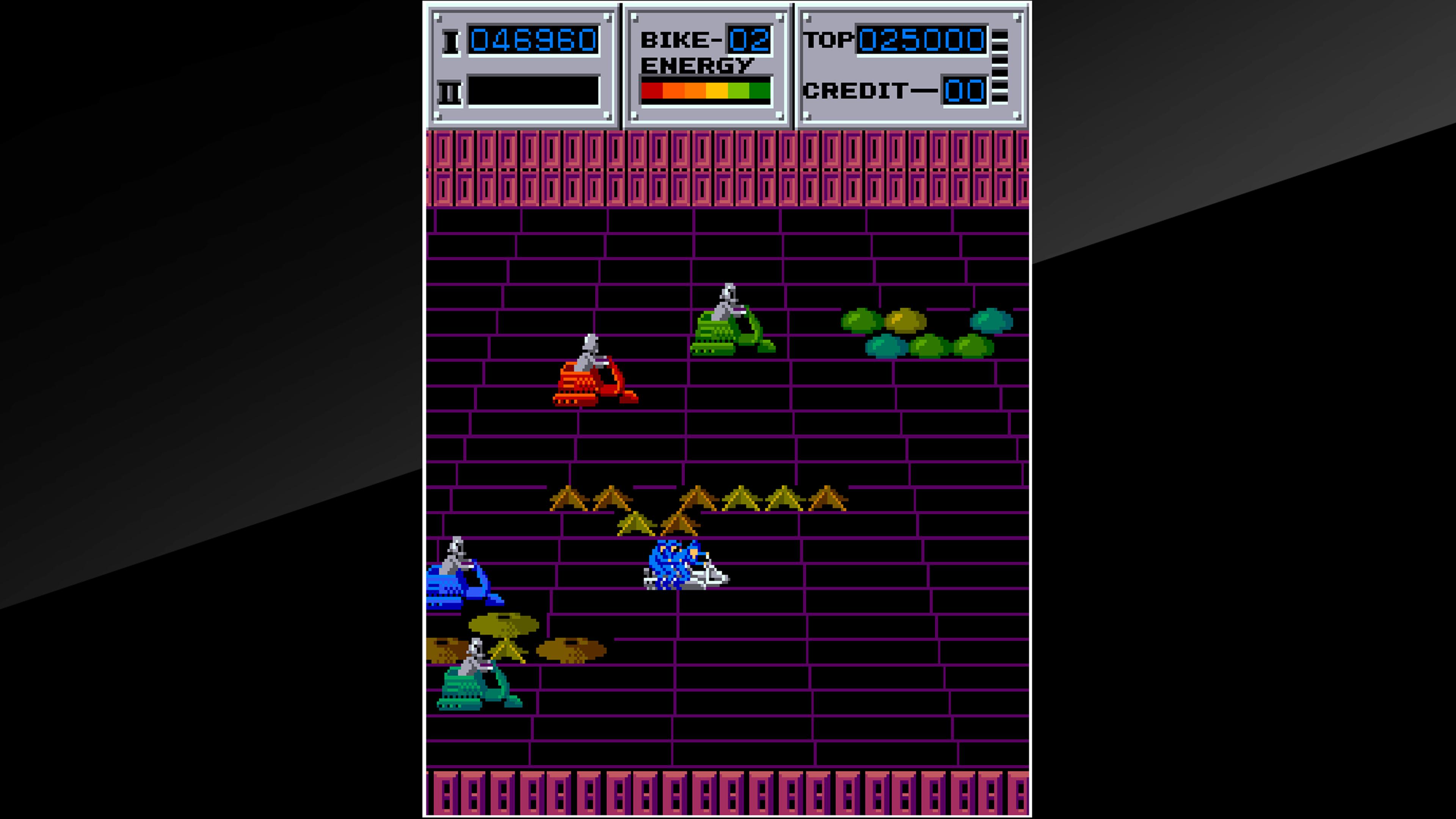 Скриншот №5 к Arcade Archives SEICROSS