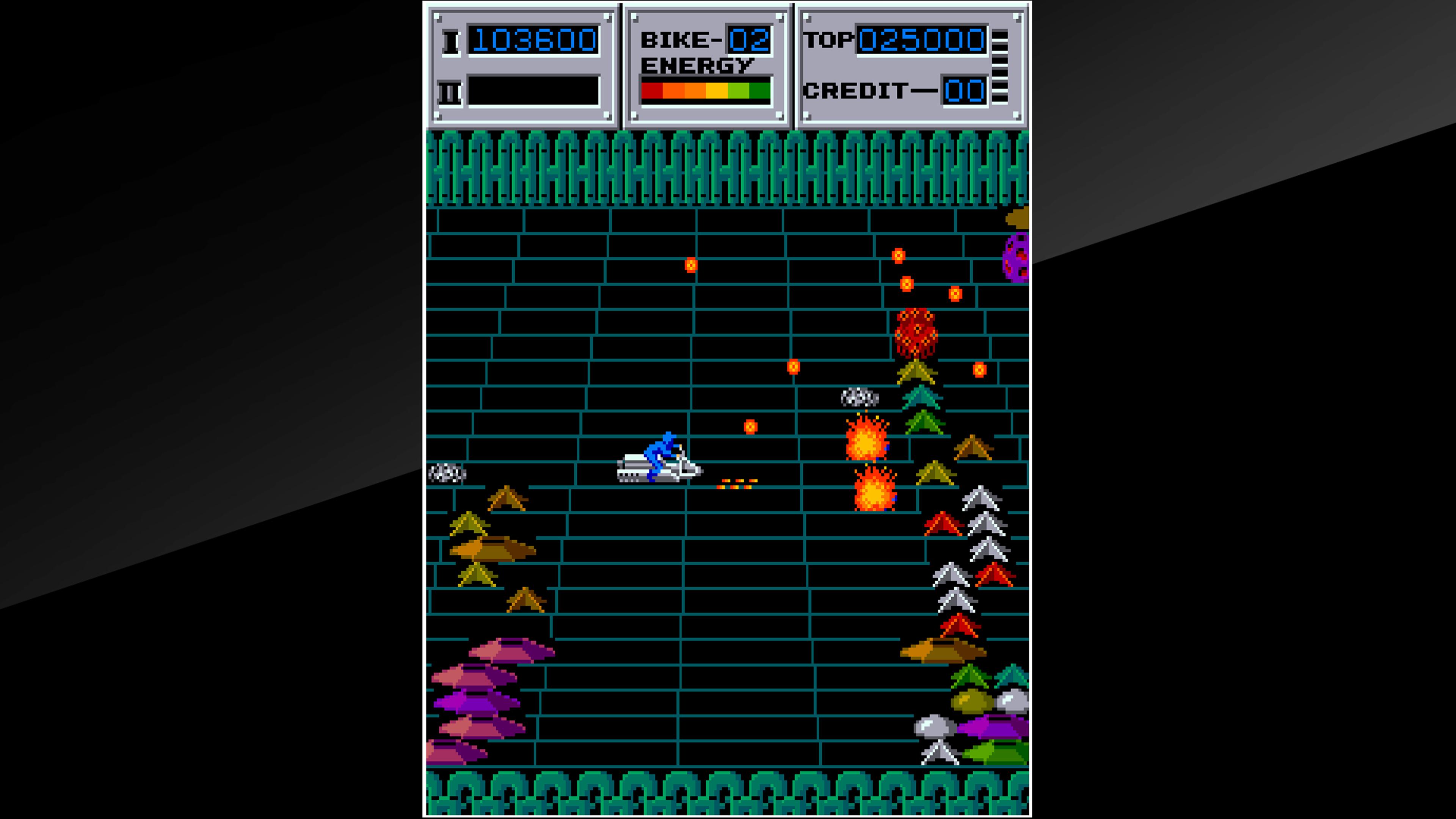 Скриншот №10 к Arcade Archives SEICROSS