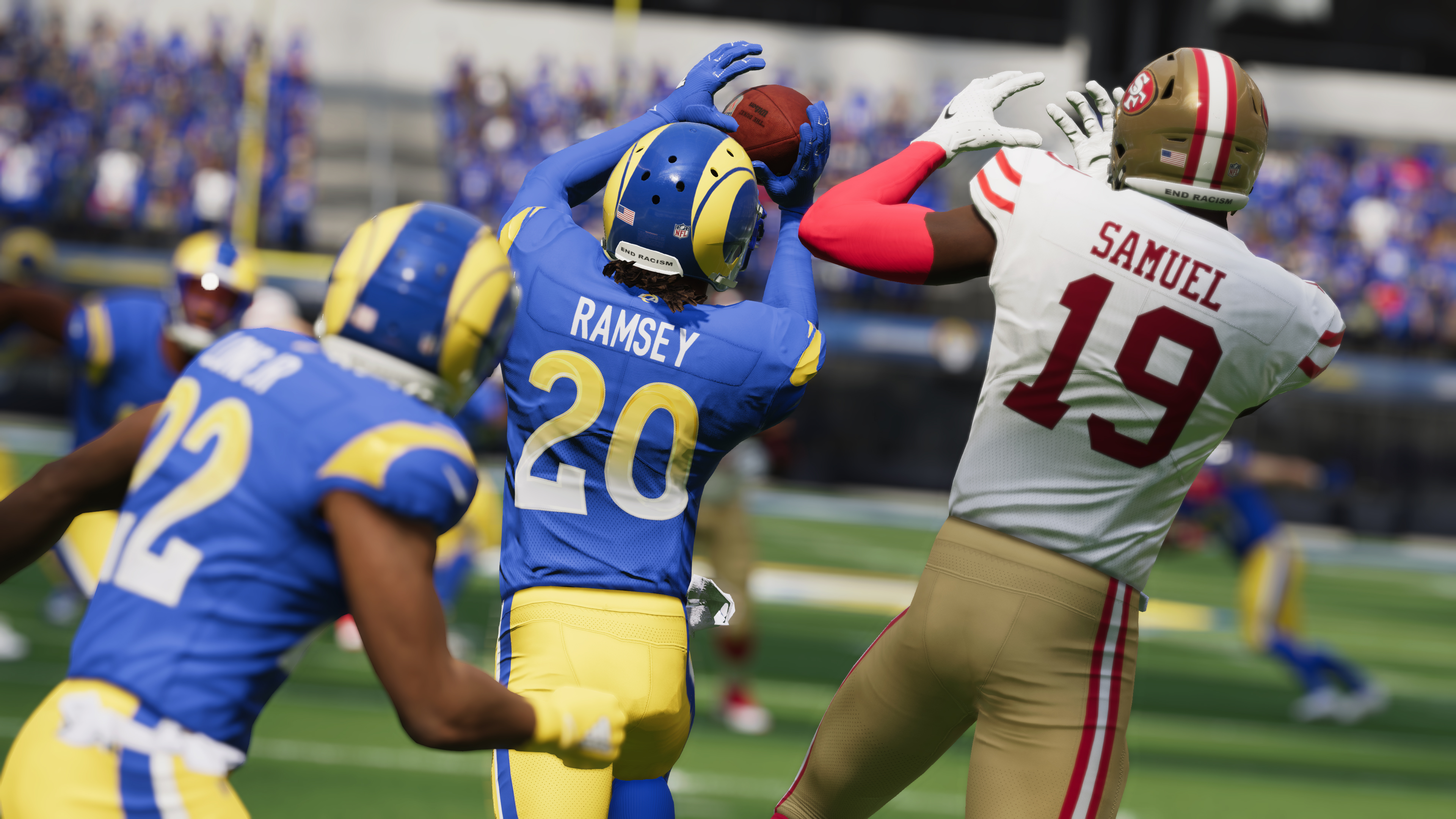 Скриншот №4 к Madden NFL 22 PS4