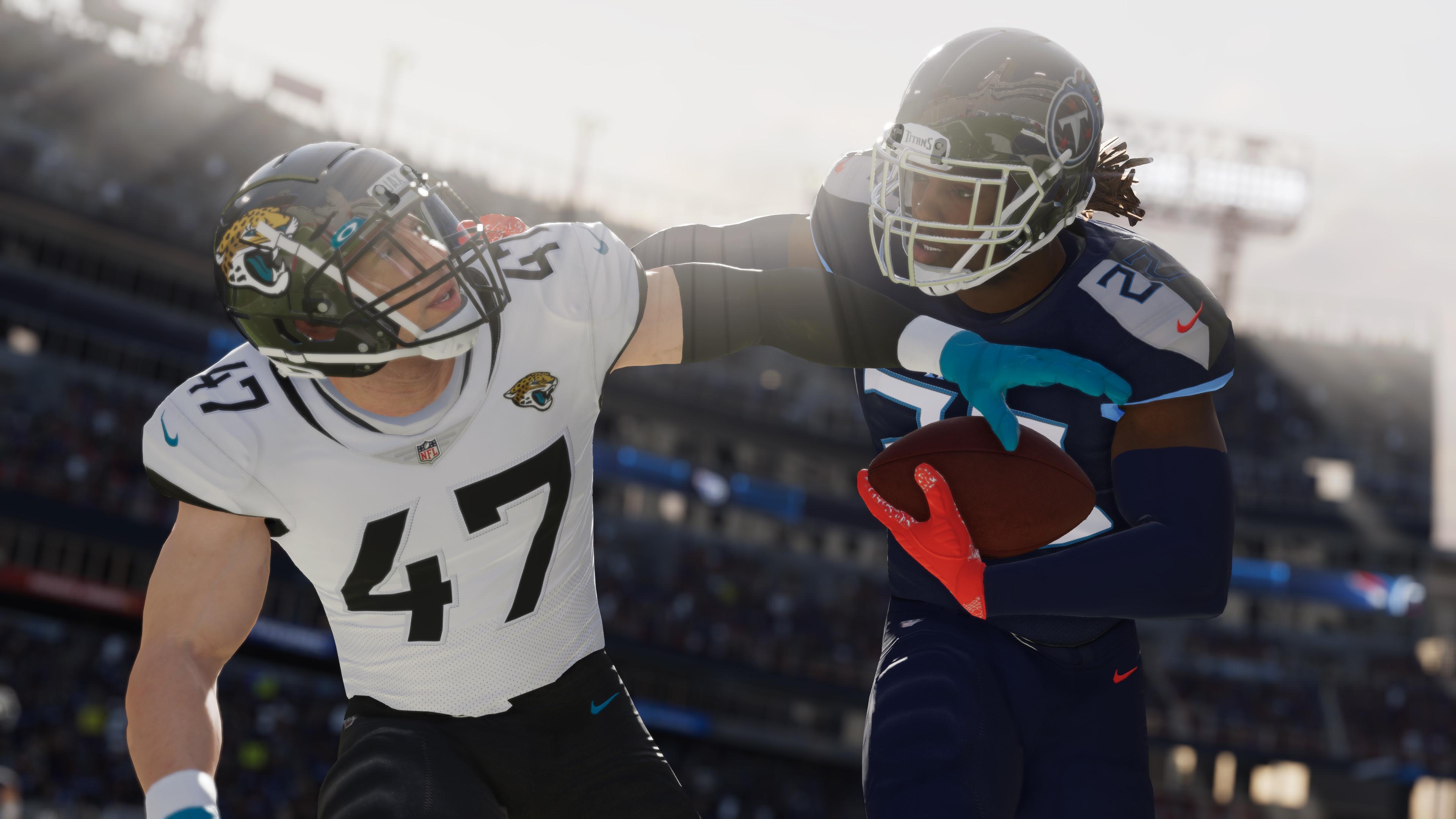 Скриншот №3 к Madden NFL 22 PS4