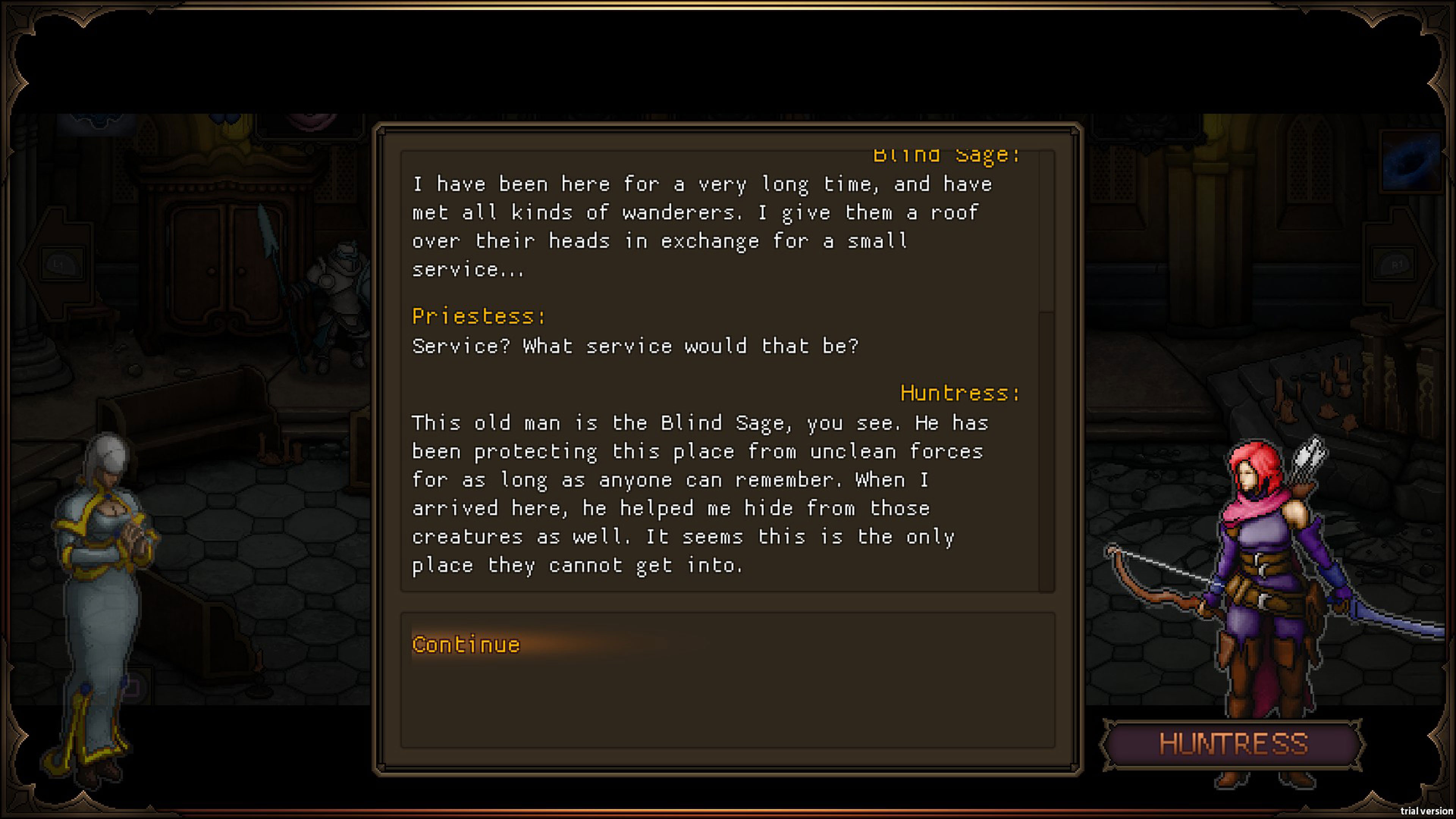 Скриншот №5 к Sin Slayers