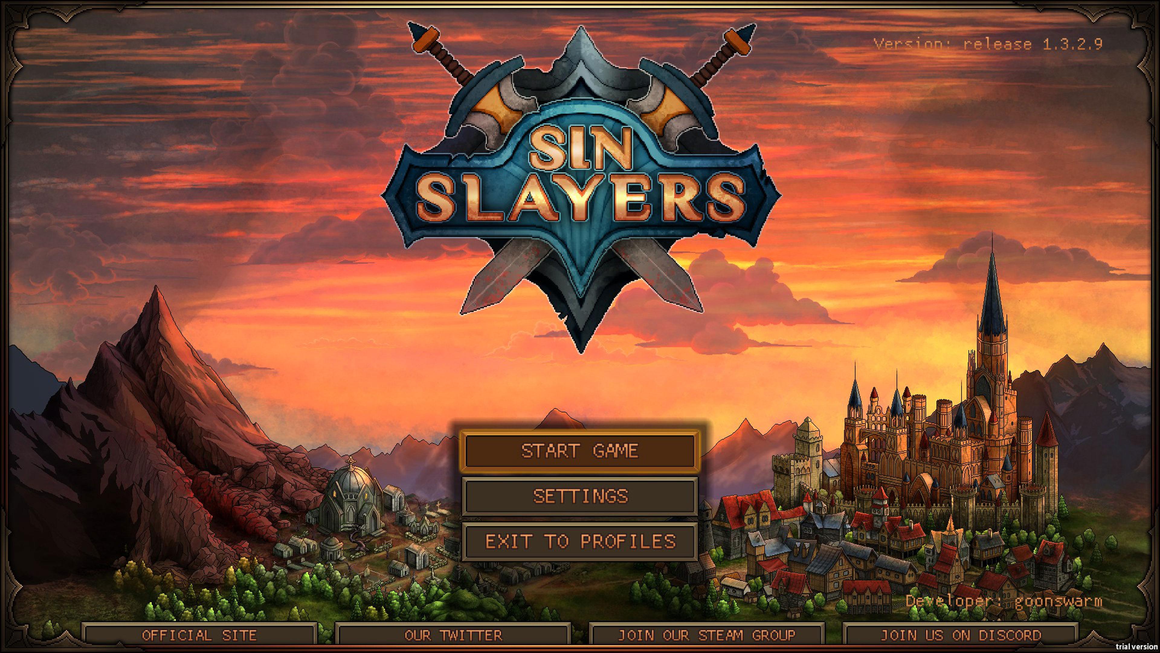 Скриншот №1 к Sin Slayers