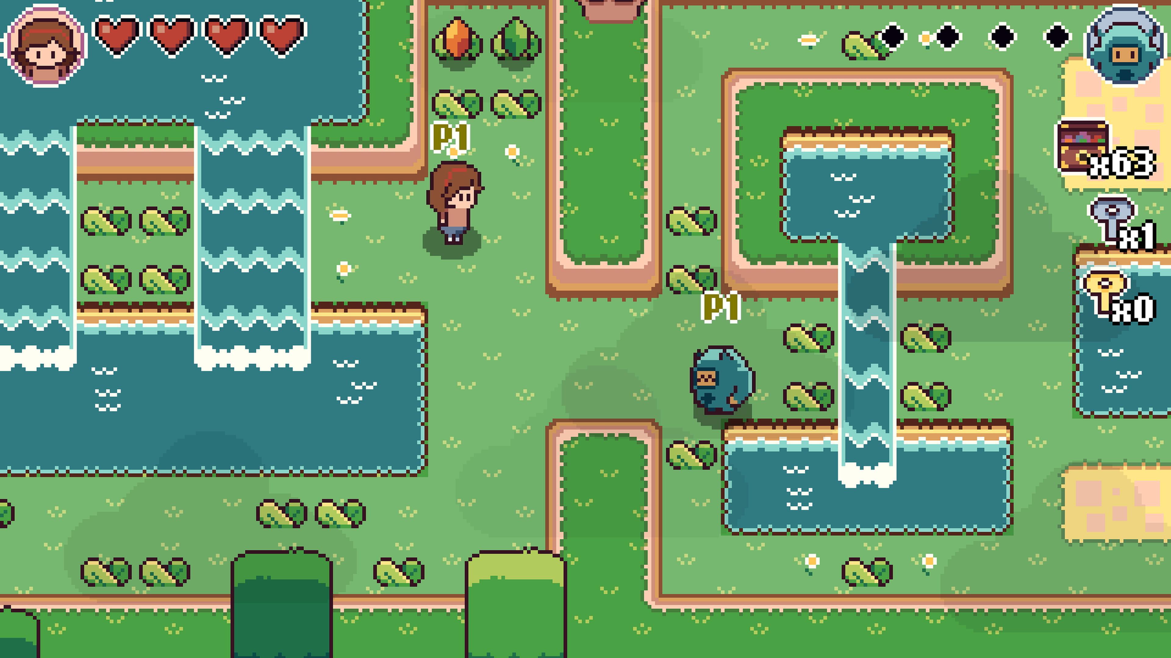 Скриншот №6 к Mina and Michi PS4 and PS5