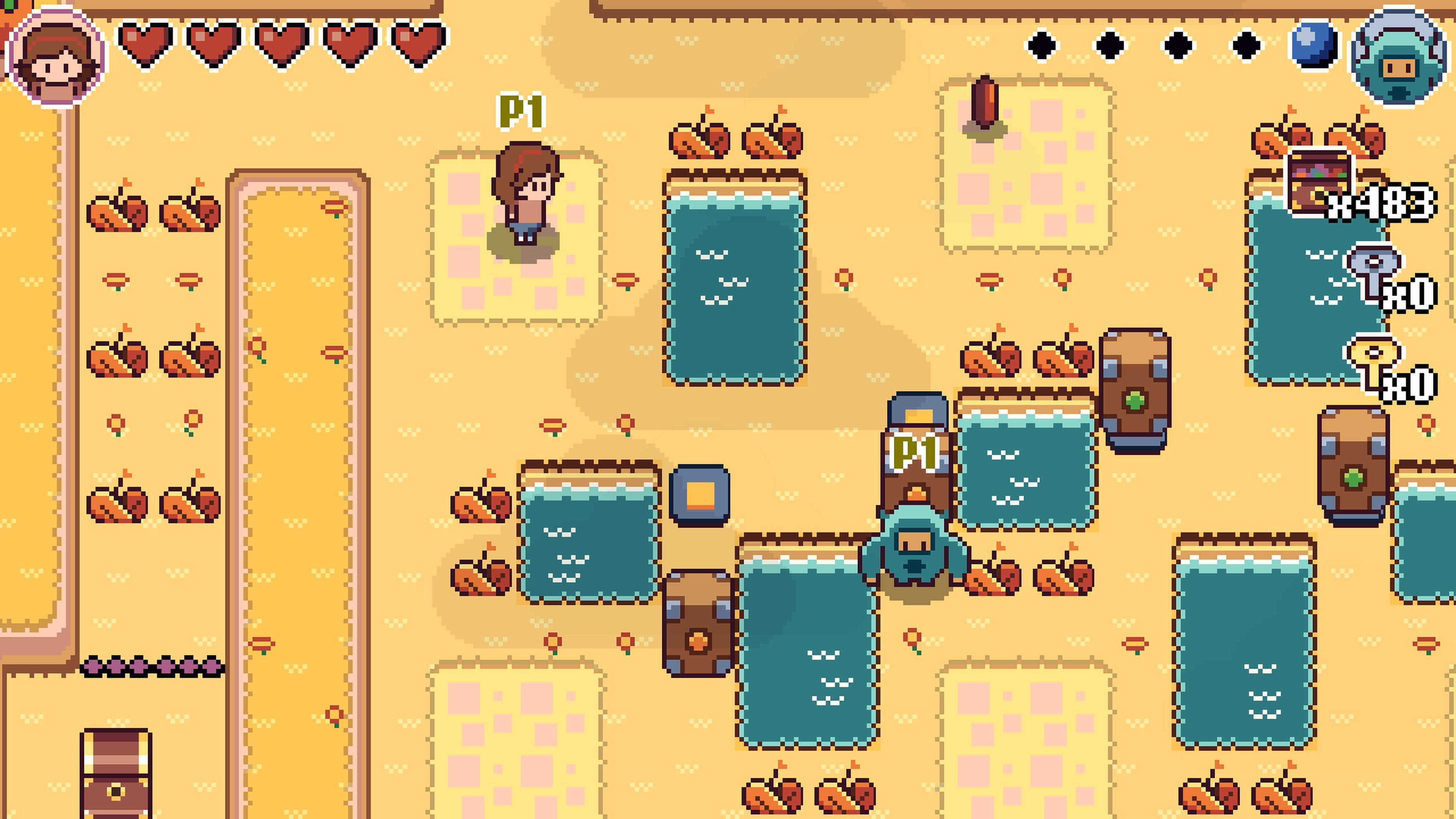Скриншот №7 к Mina and Michi PS4 and PS5