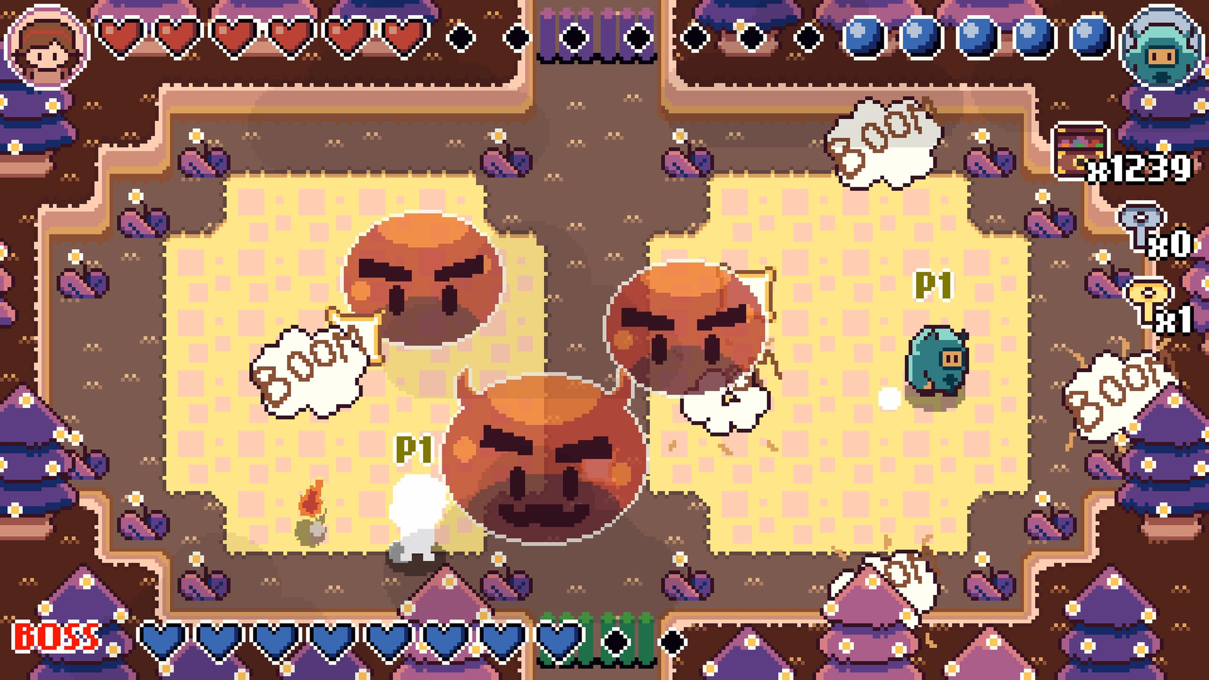 Скриншот №10 к Mina and Michi PS4 and PS5