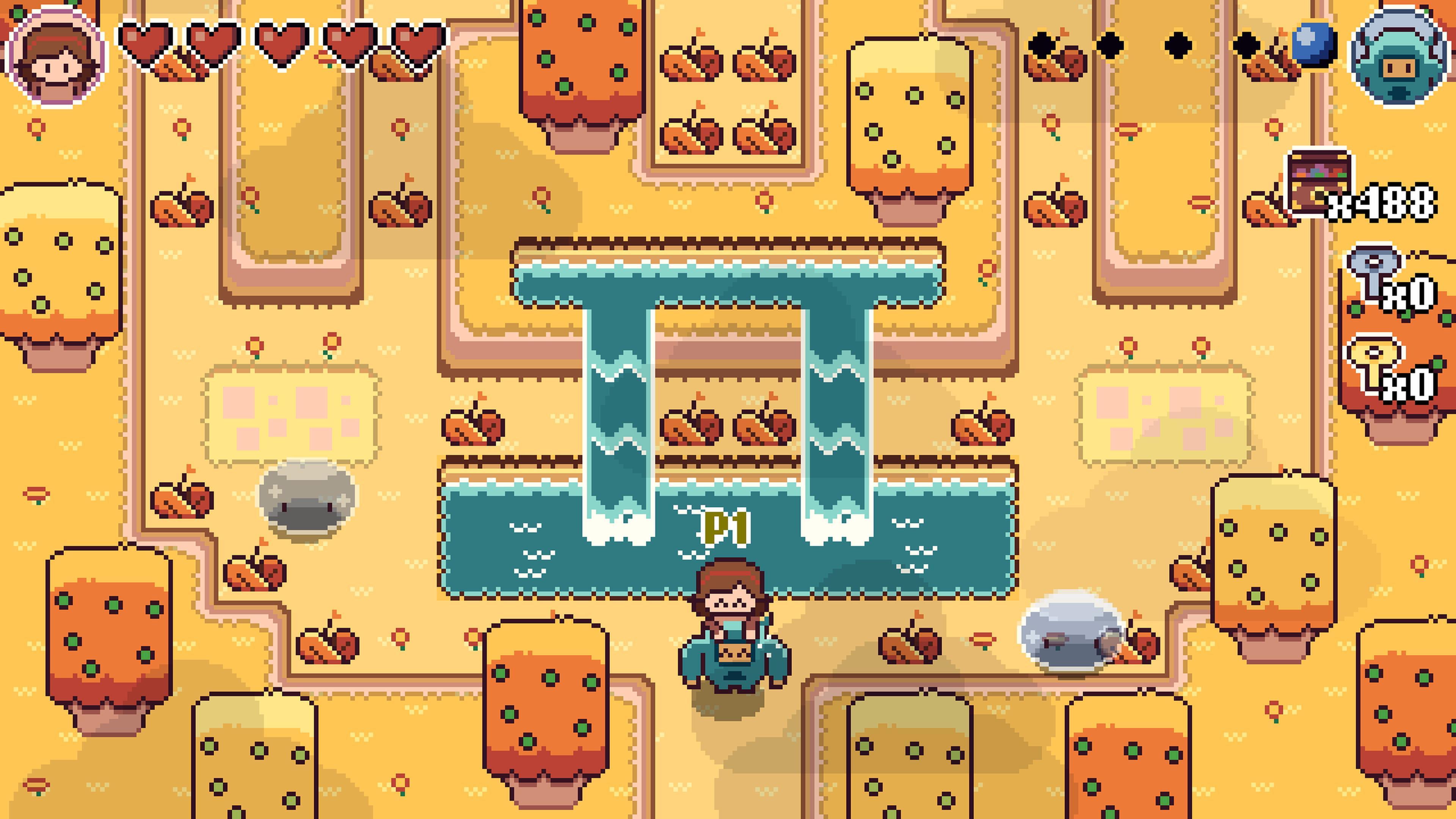 Скриншот №2 к Mina and Michi PS4 and PS5