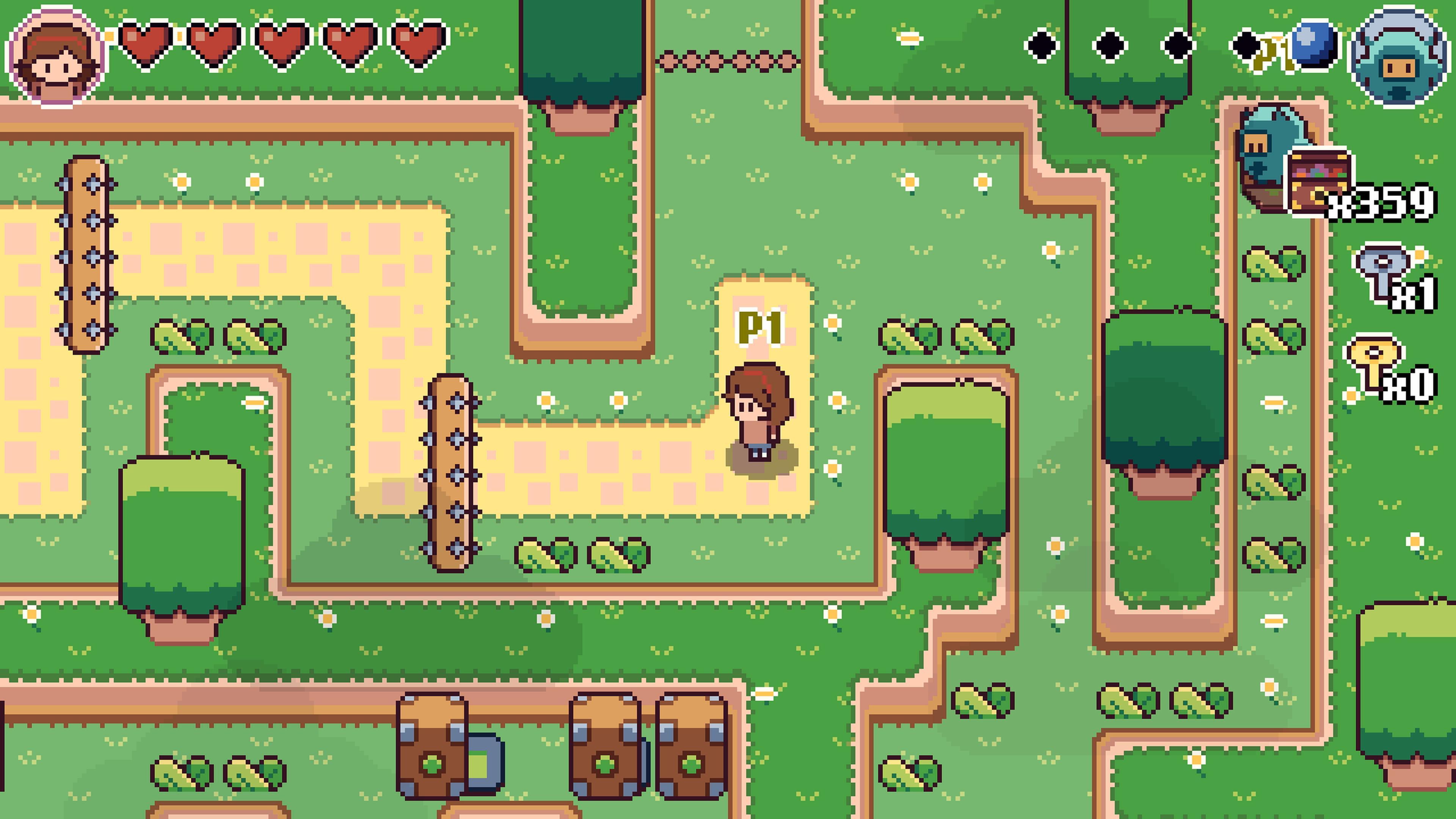 Скриншот №1 к Mina and Michi PS4 and PS5