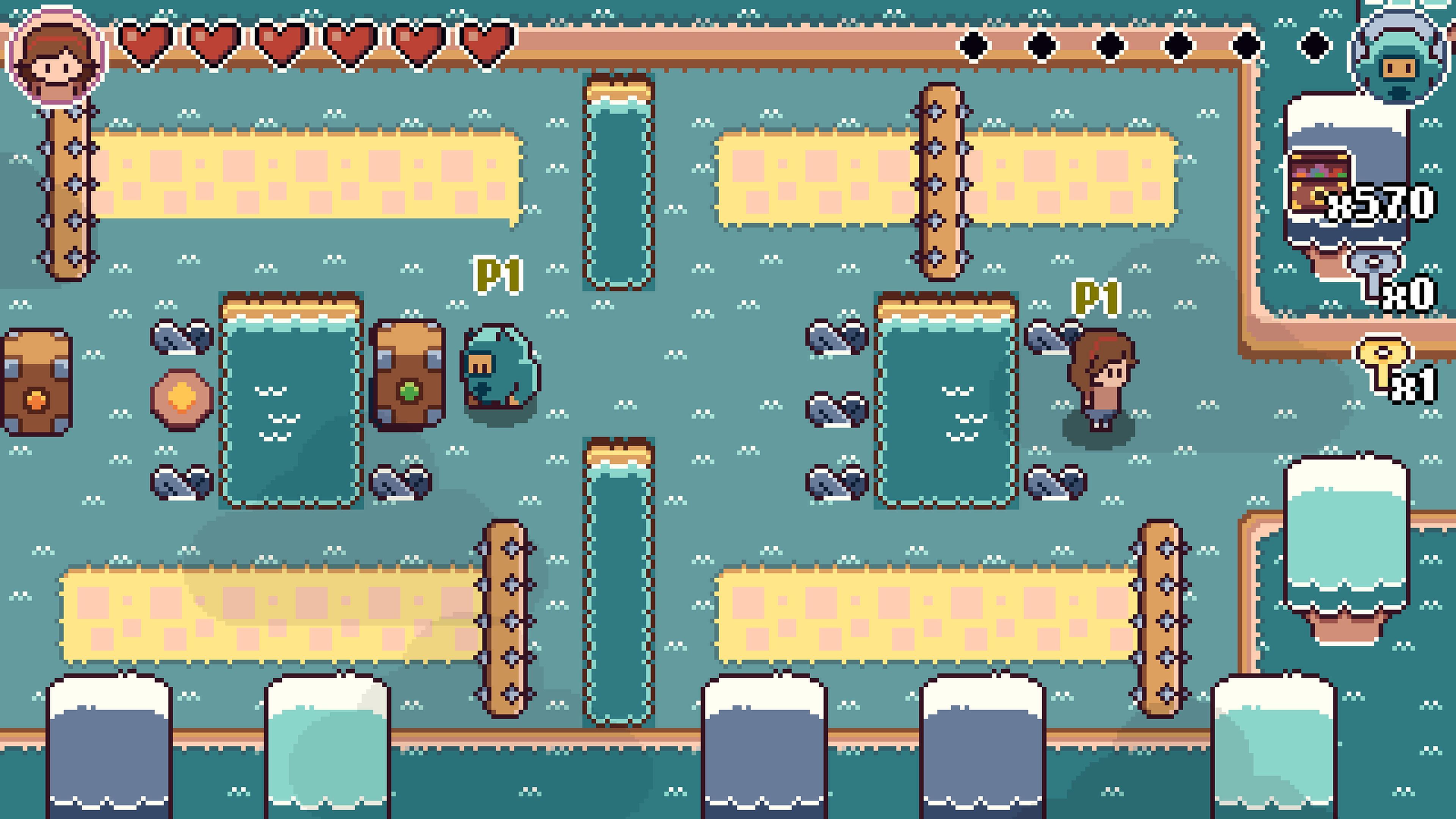 Скриншот №8 к Mina and Michi PS4 and PS5