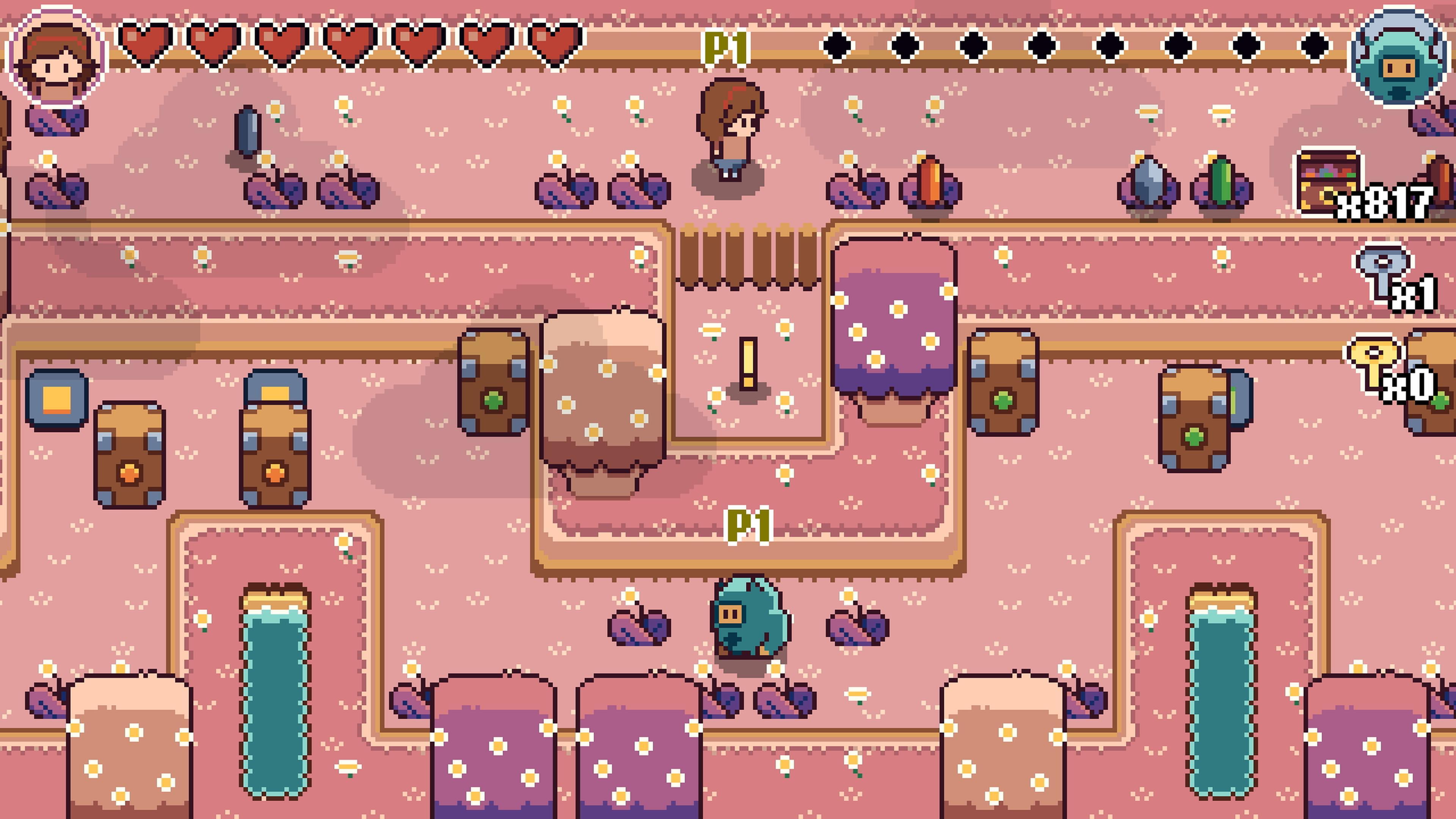Скриншот №4 к Mina and Michi PS4 and PS5