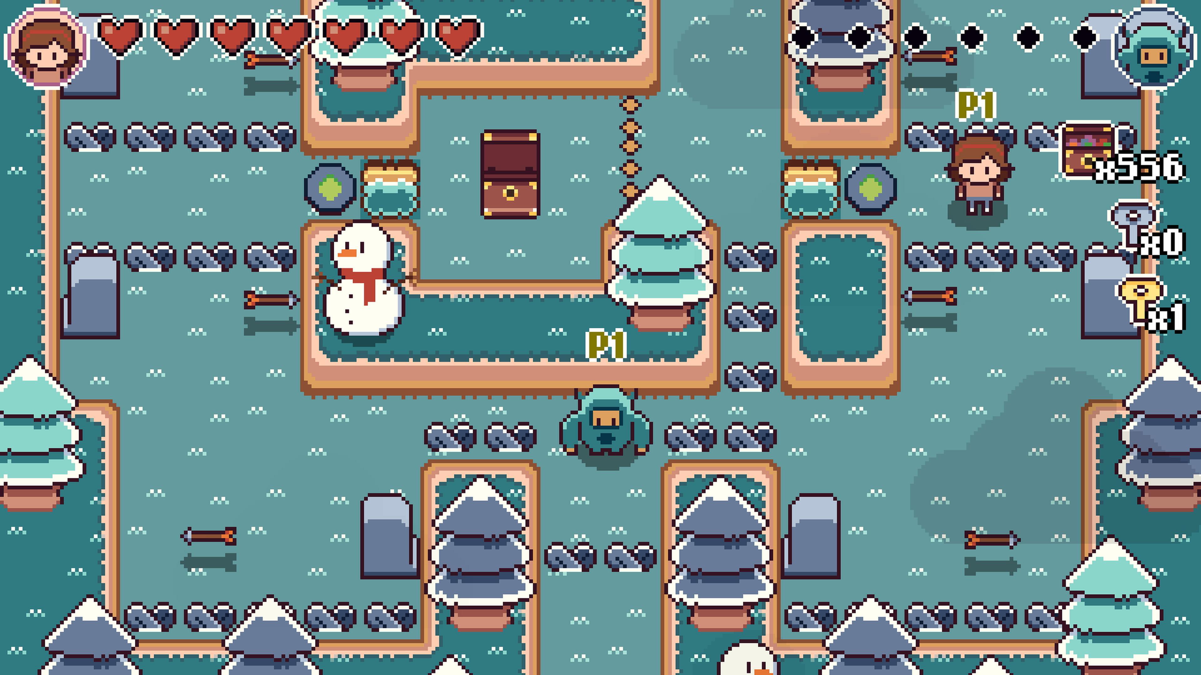 Скриншот №3 к Mina and Michi PS4 and PS5