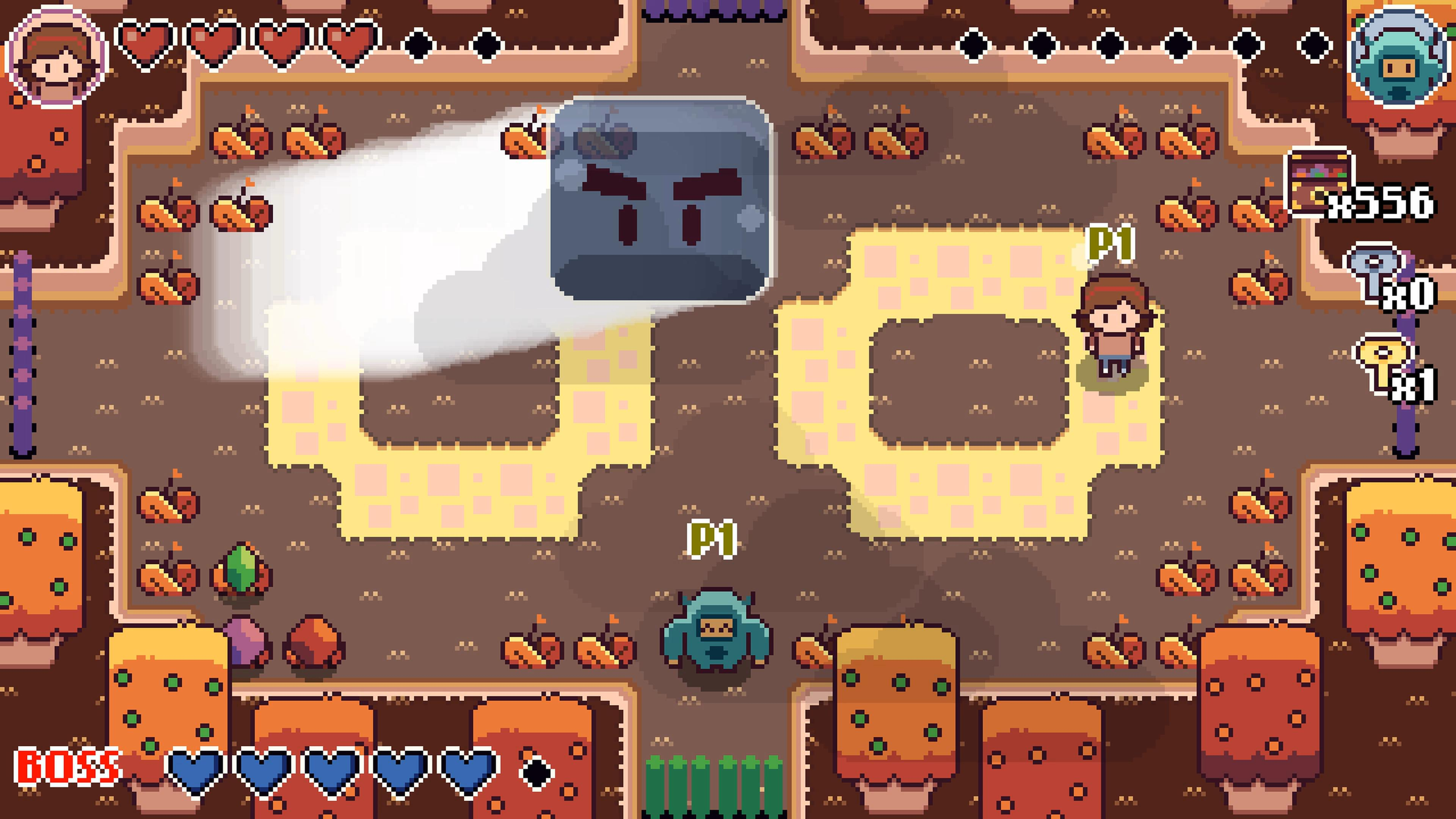 Скриншот №5 к Mina and Michi PS4 and PS5