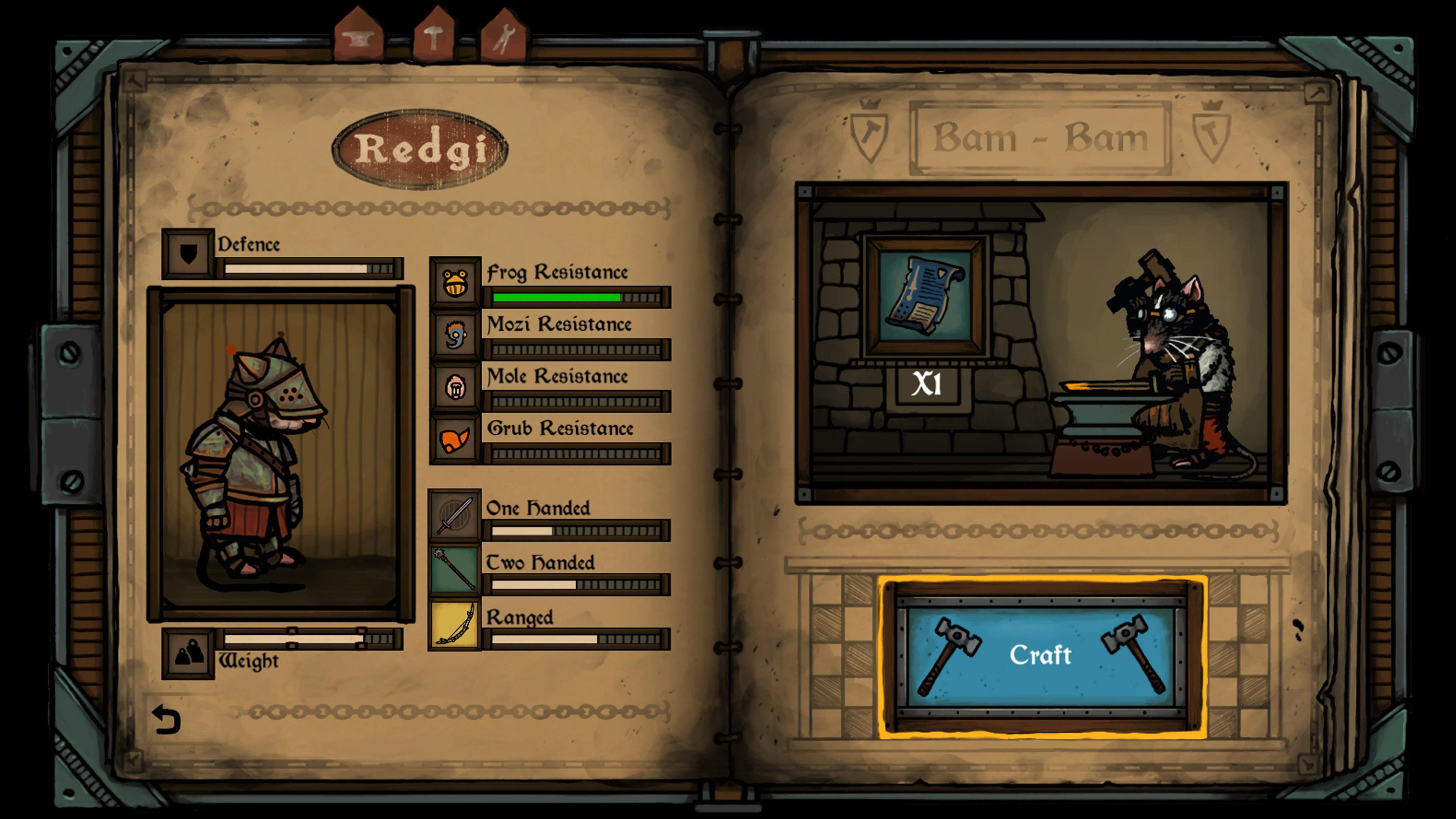 Скриншот №7 к Tails of Iron