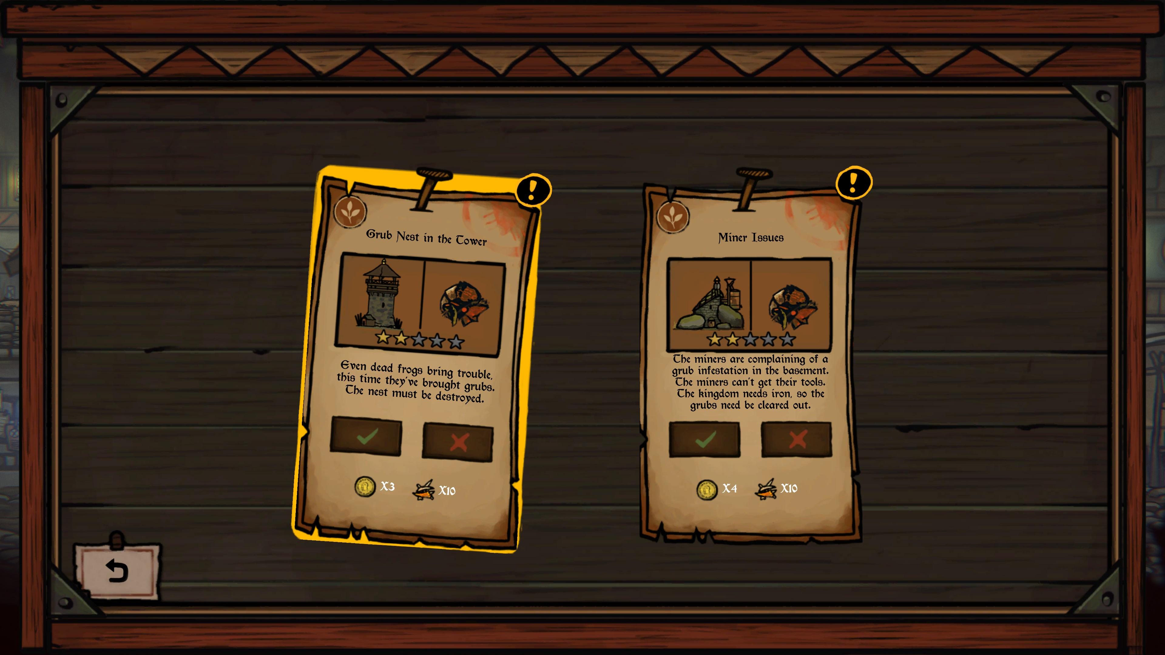 Скриншот №3 к Tails of Iron