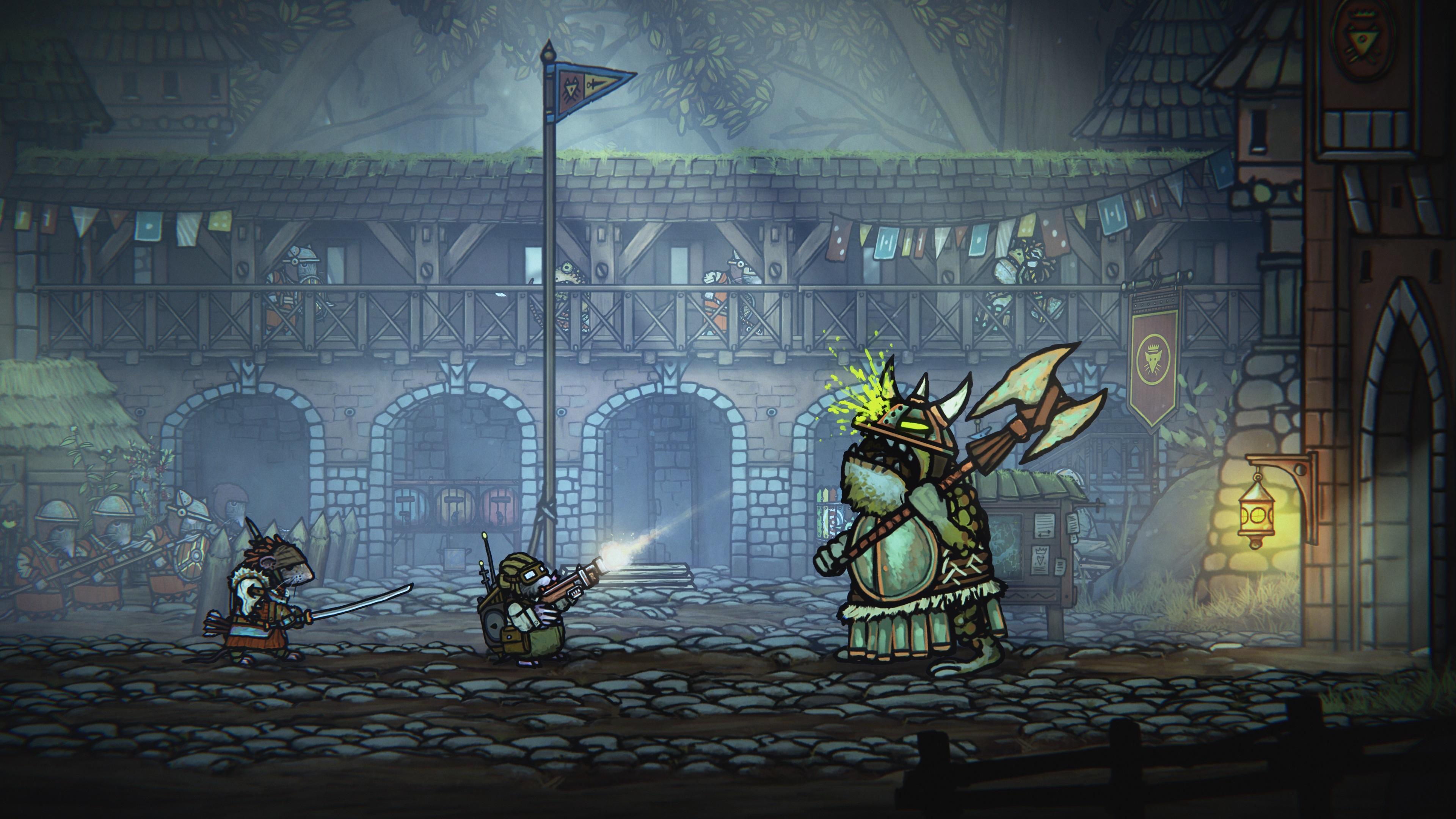 Скриншот №2 к Tails of Iron