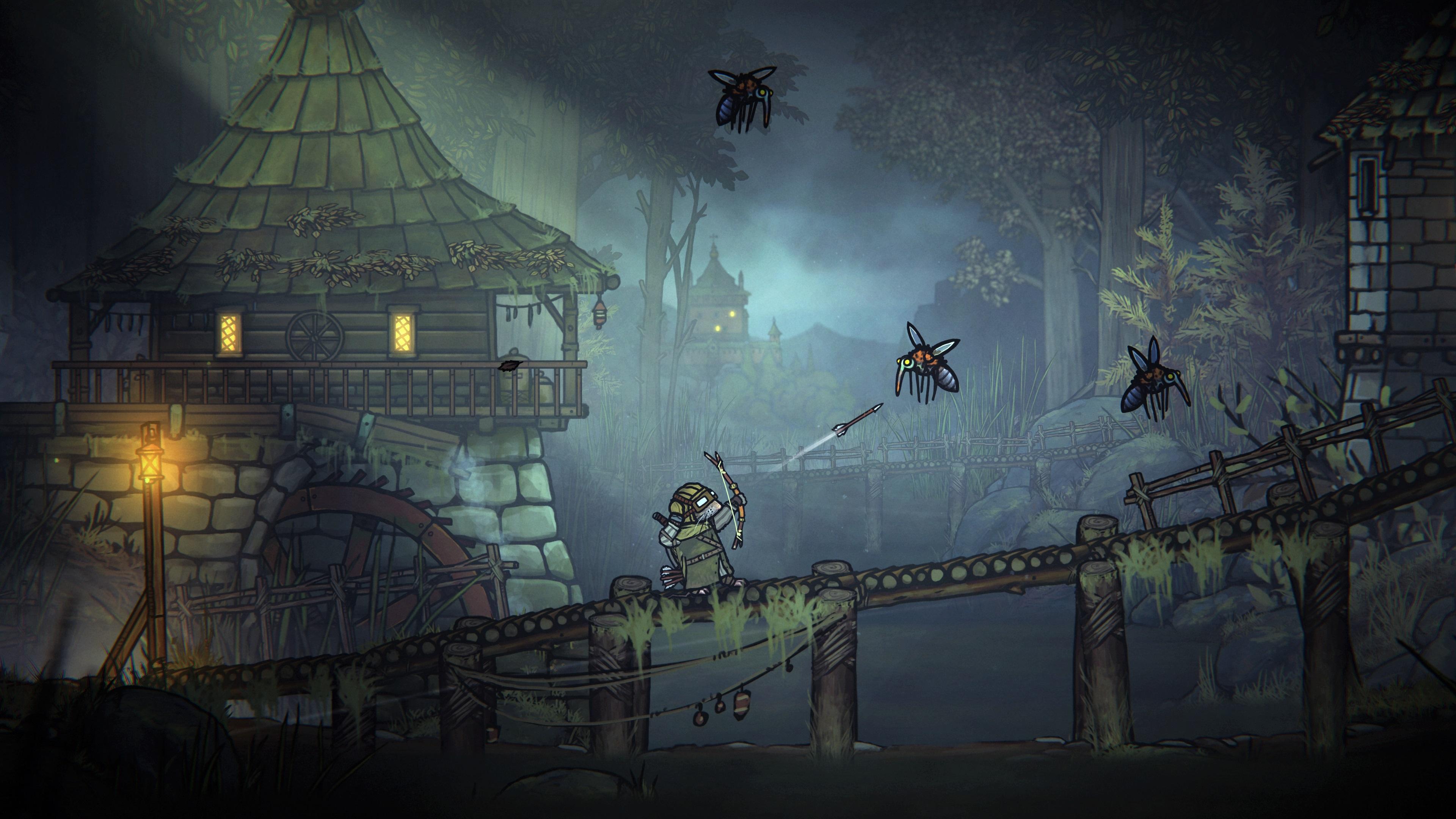 Скриншот №4 к Tails of Iron