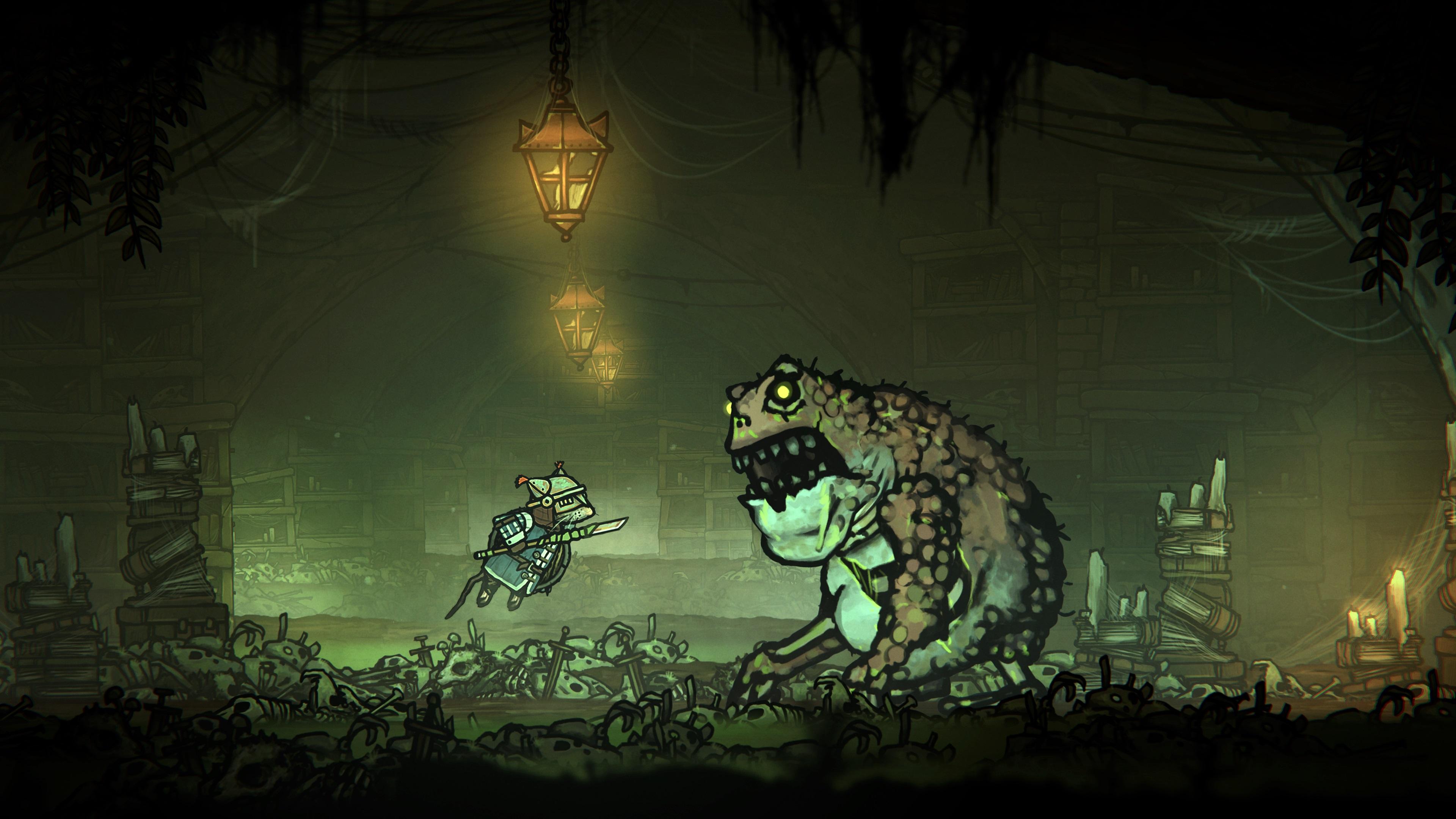Скриншот №5 к Tails of Iron