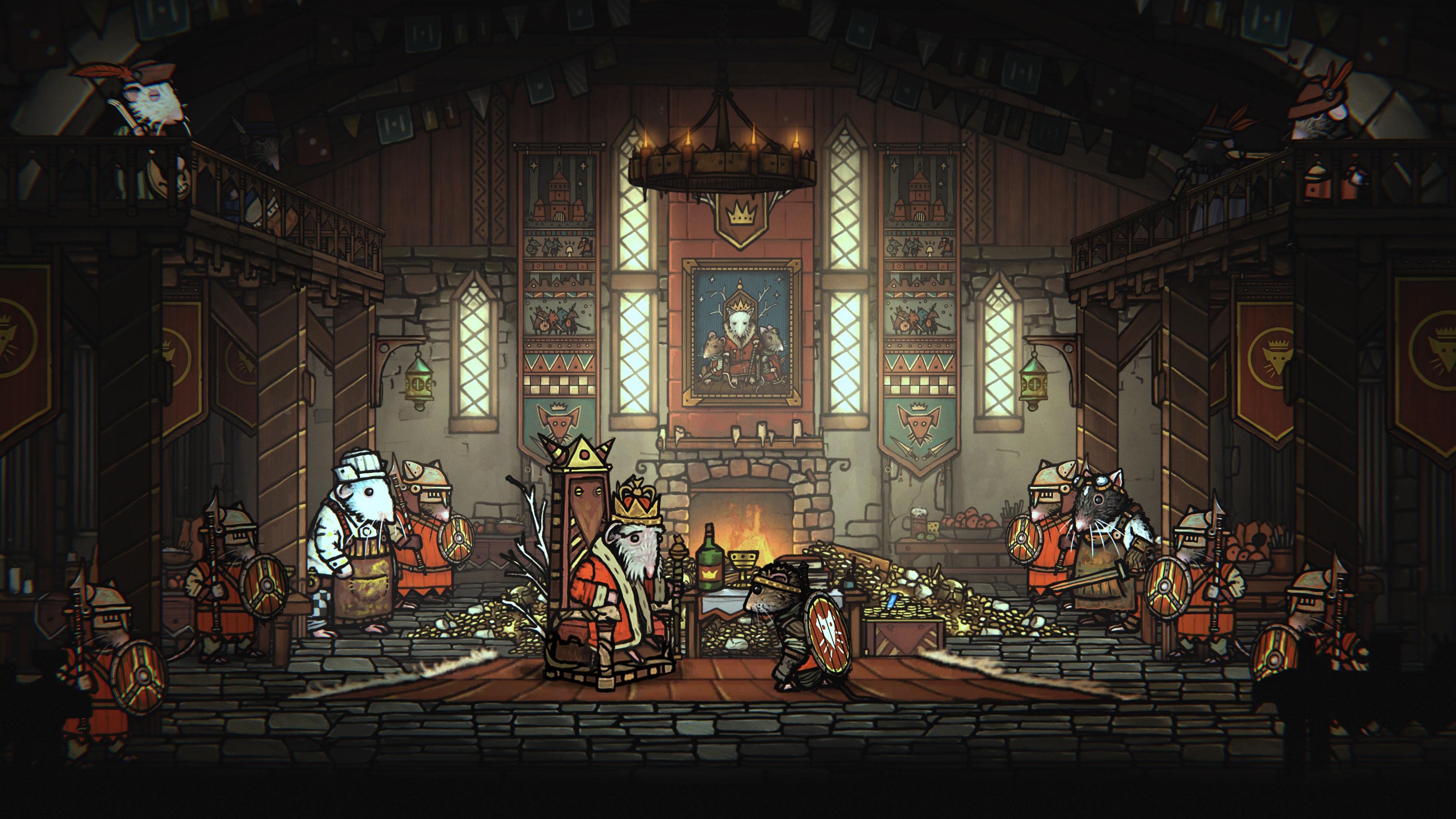 Скриншот №6 к Tails of Iron