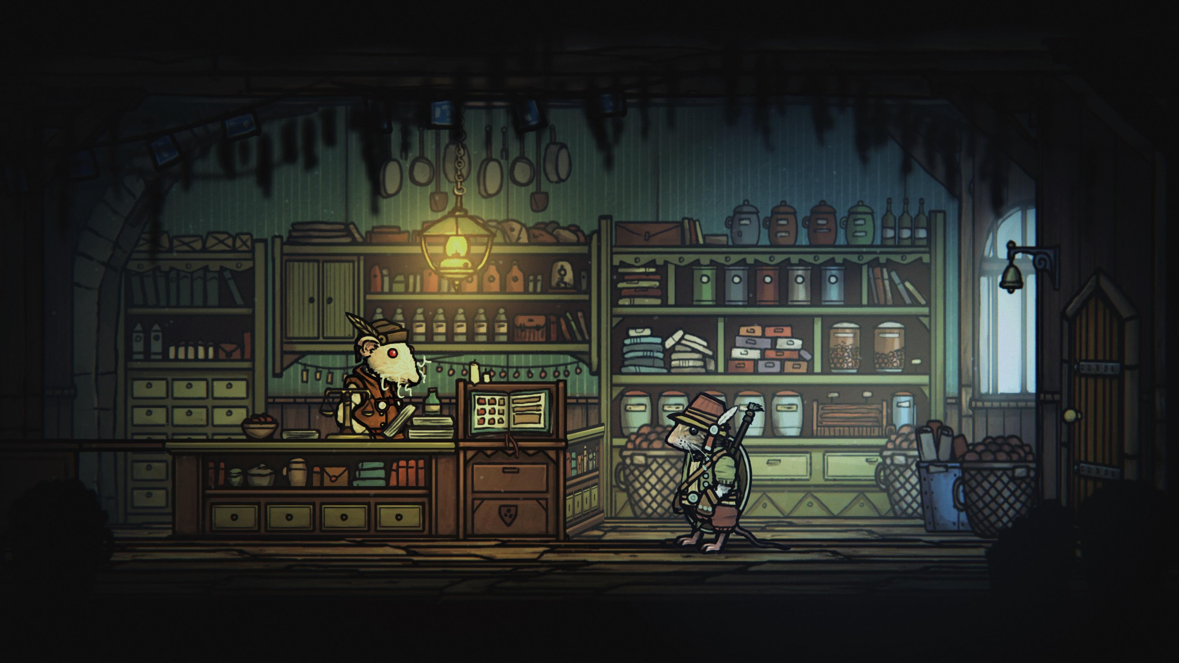 Скриншот №8 к Tails of Iron