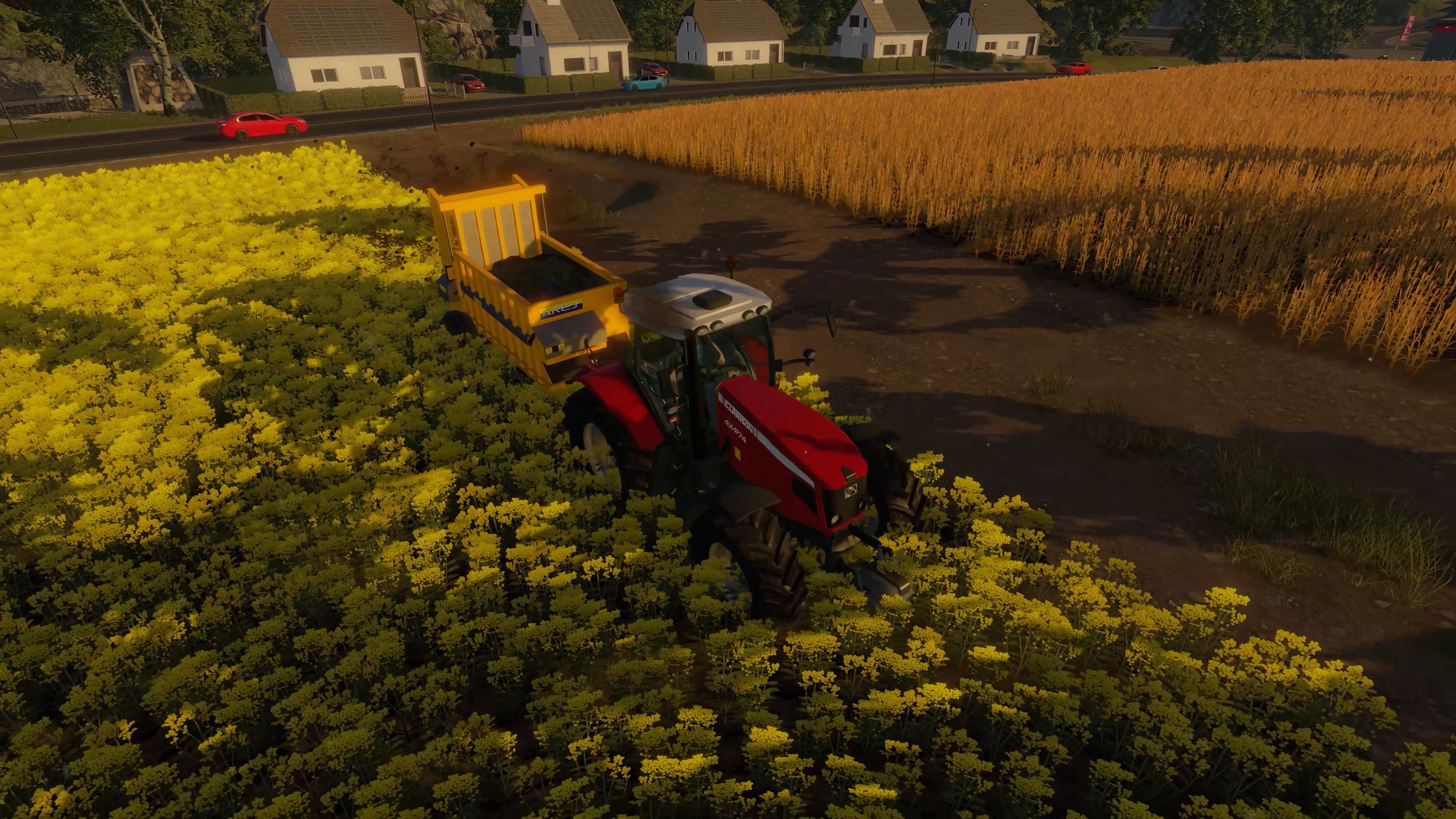 Скриншот №1 к Real Farm - Gold Edition