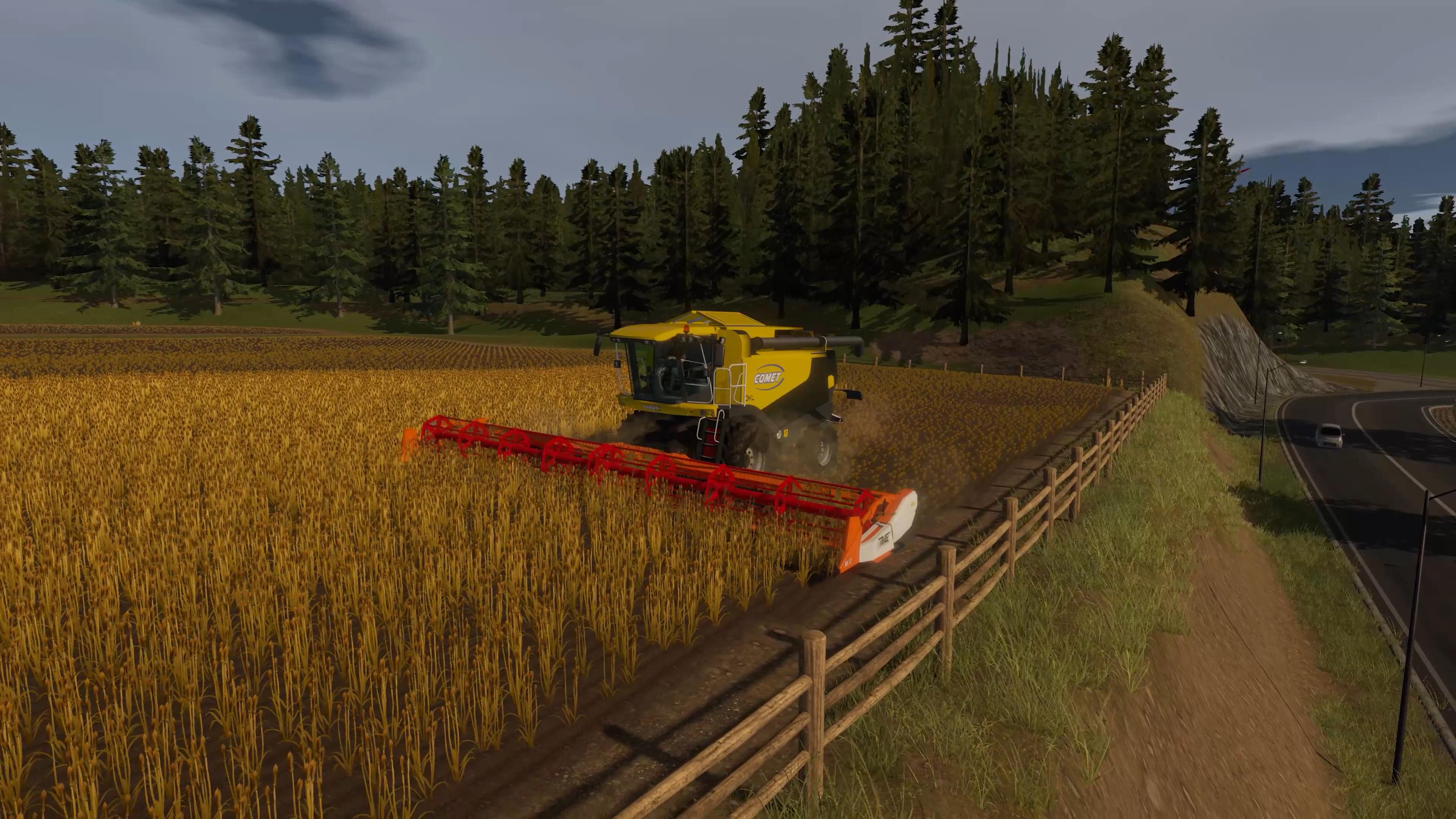 Скриншот №2 к Real Farm - Gold Edition