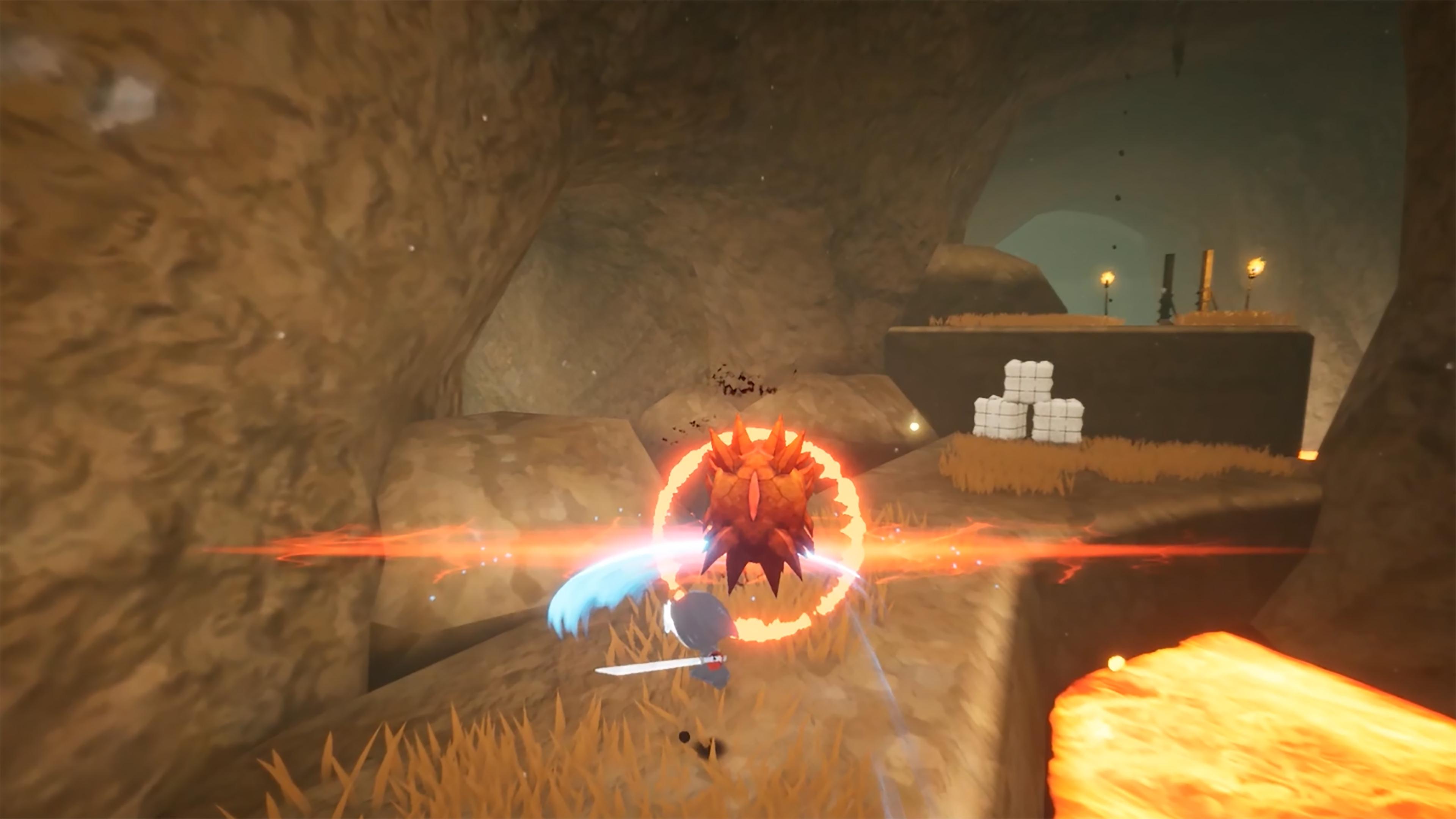 Скриншот №6 к Blue Fire