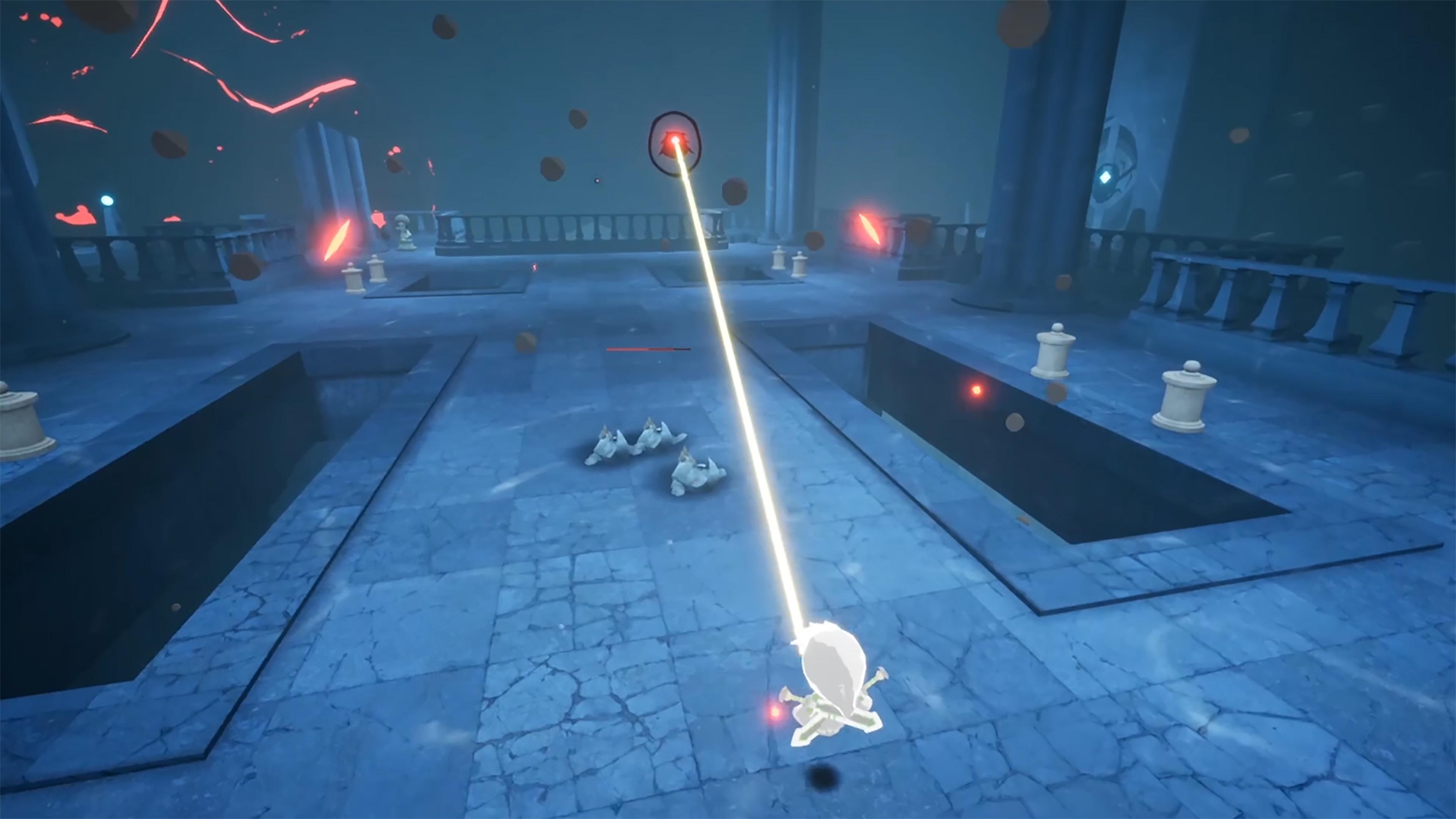 Скриншот №5 к Blue Fire