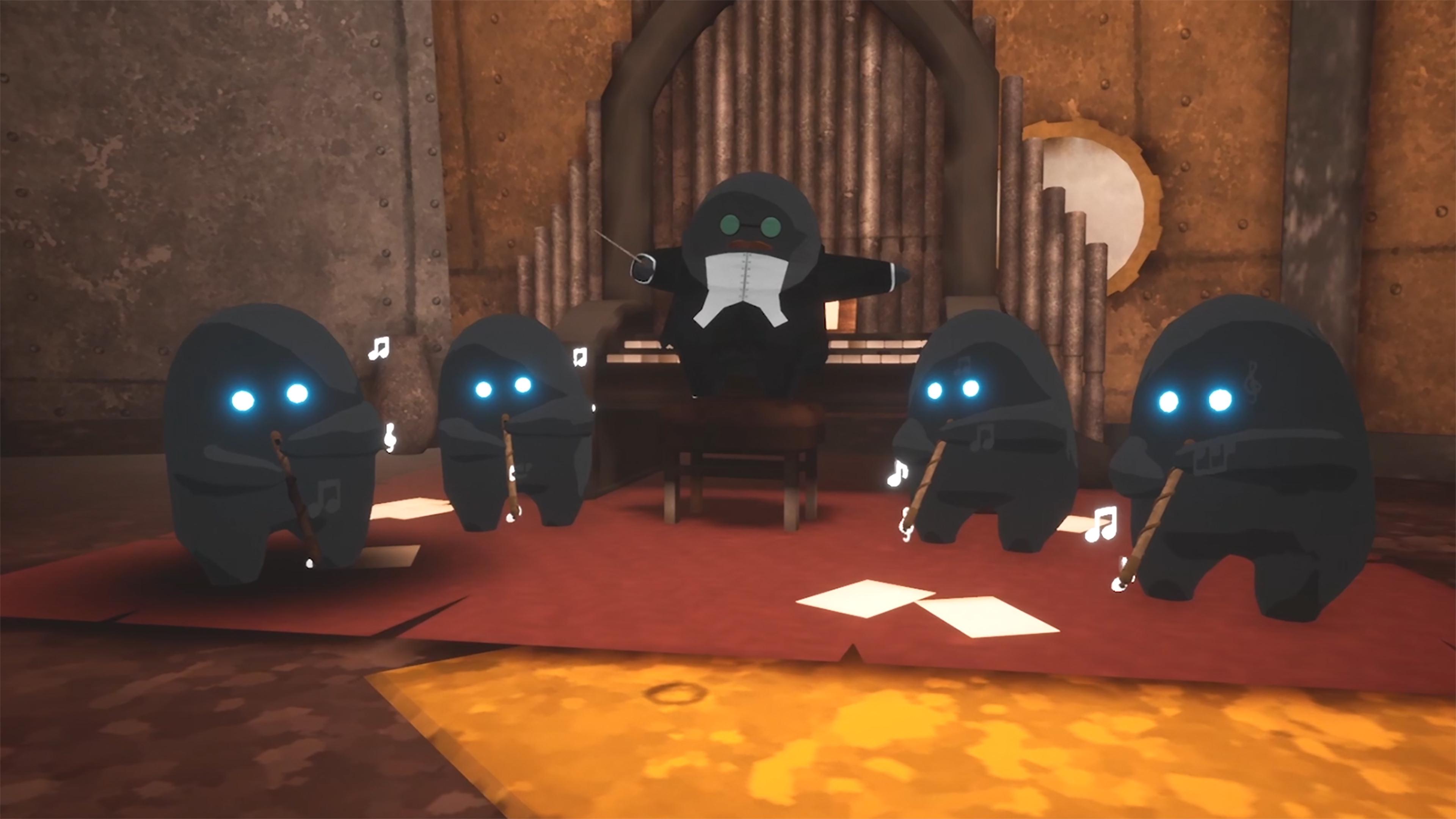 Скриншот №3 к Blue Fire