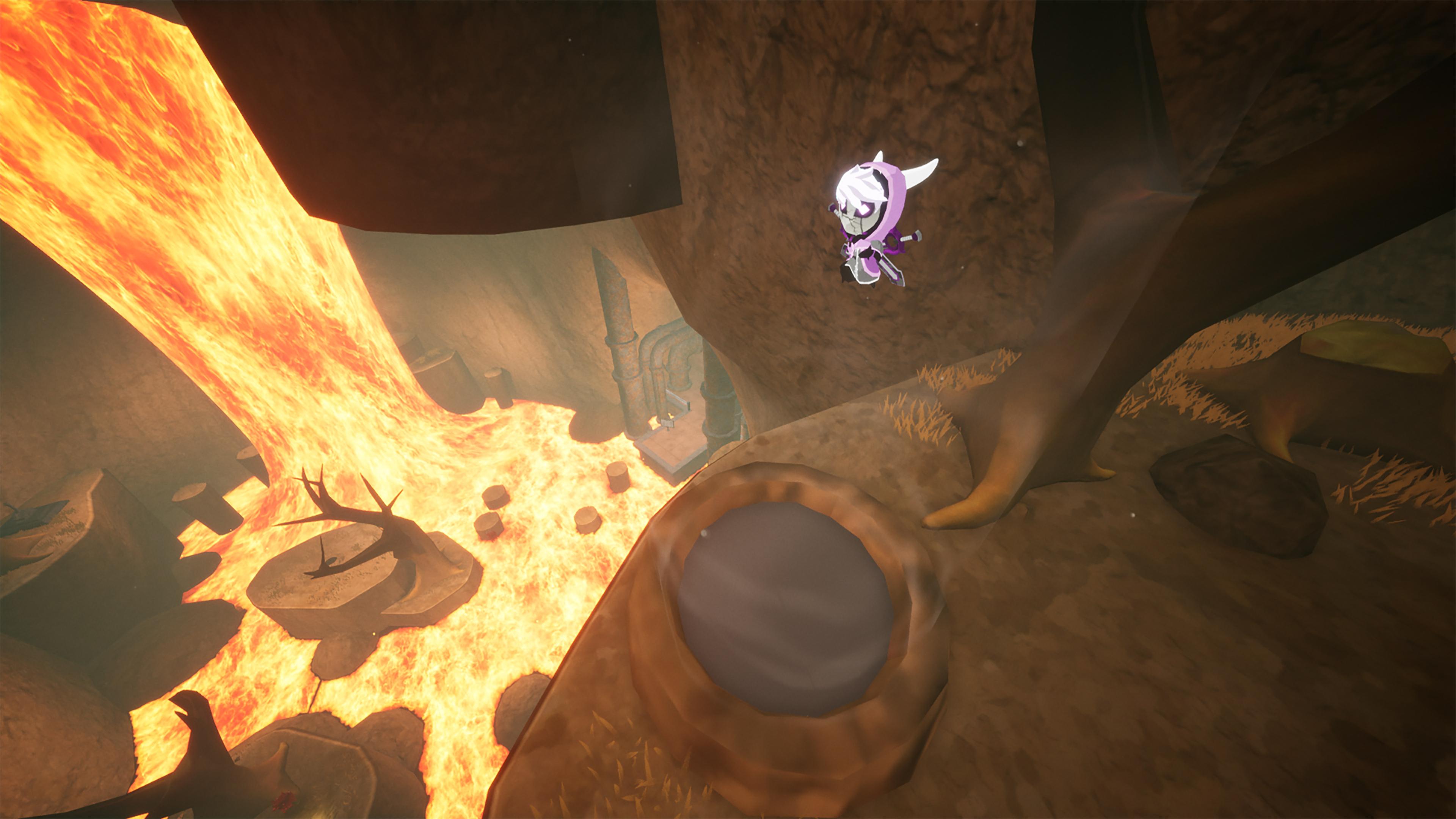 Скриншот №8 к Blue Fire