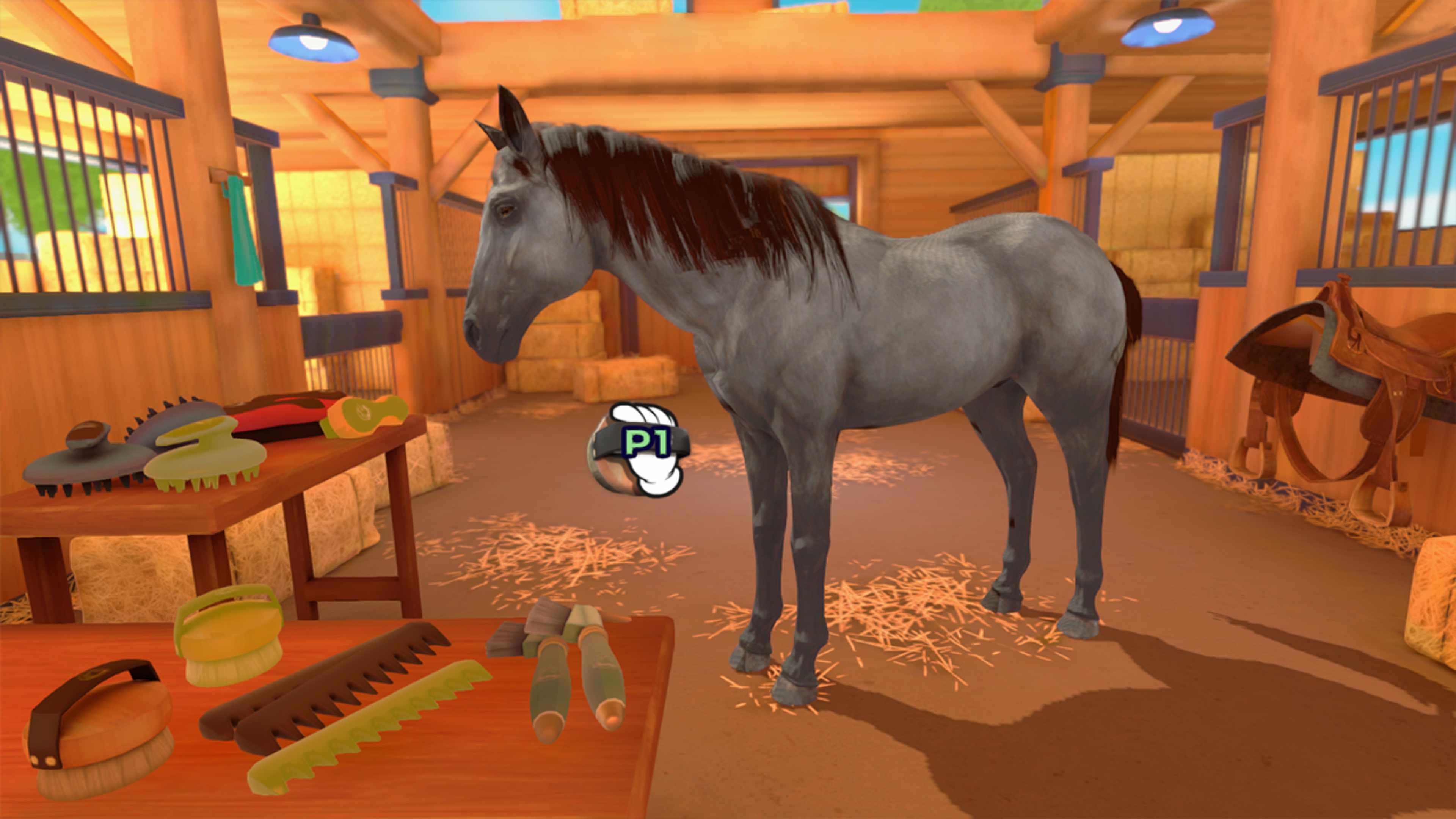 Скриншот №5 к Equestrian Training Обучение верховой езде