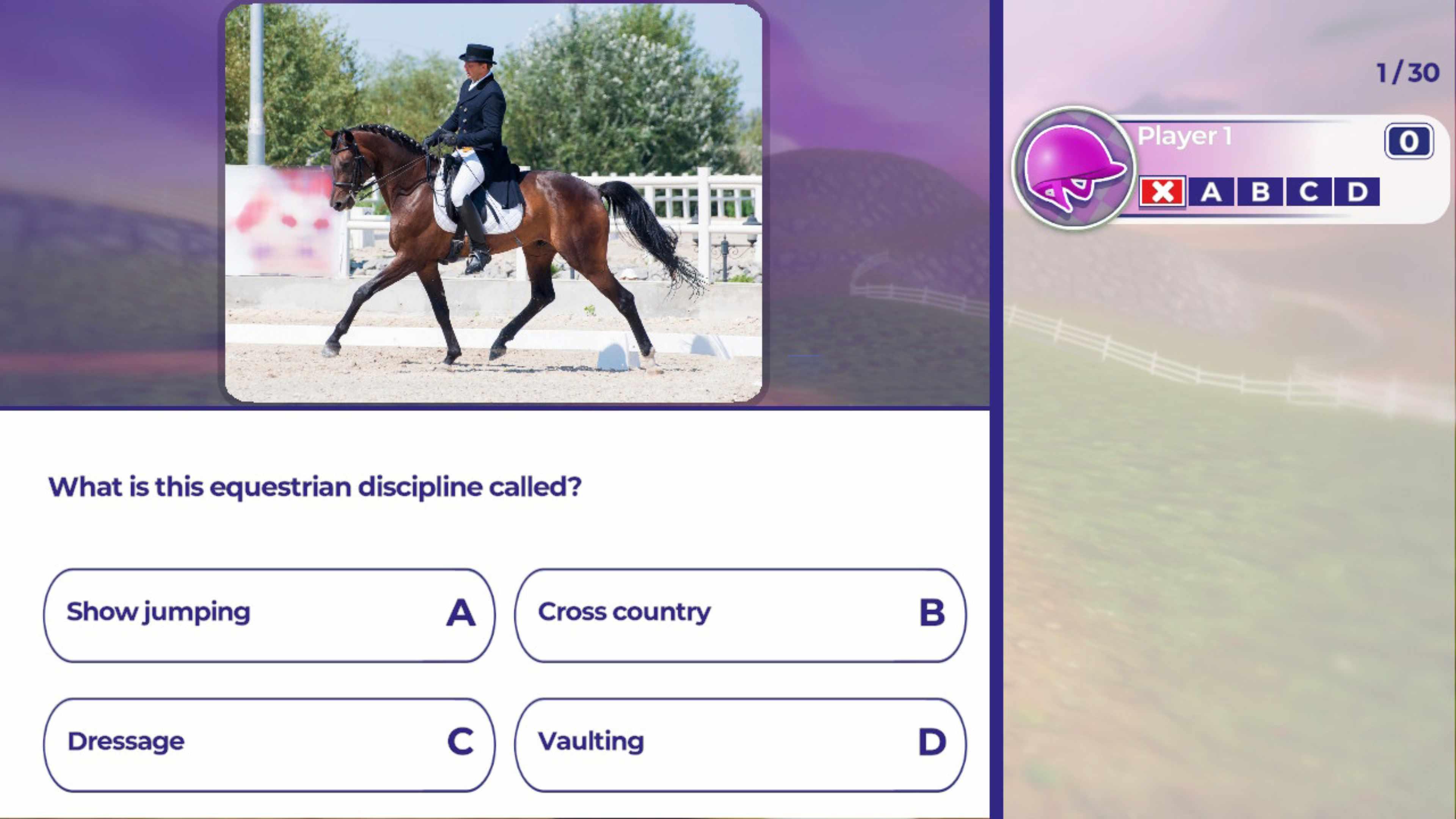 Скриншот №2 к Equestrian Training Обучение верховой езде