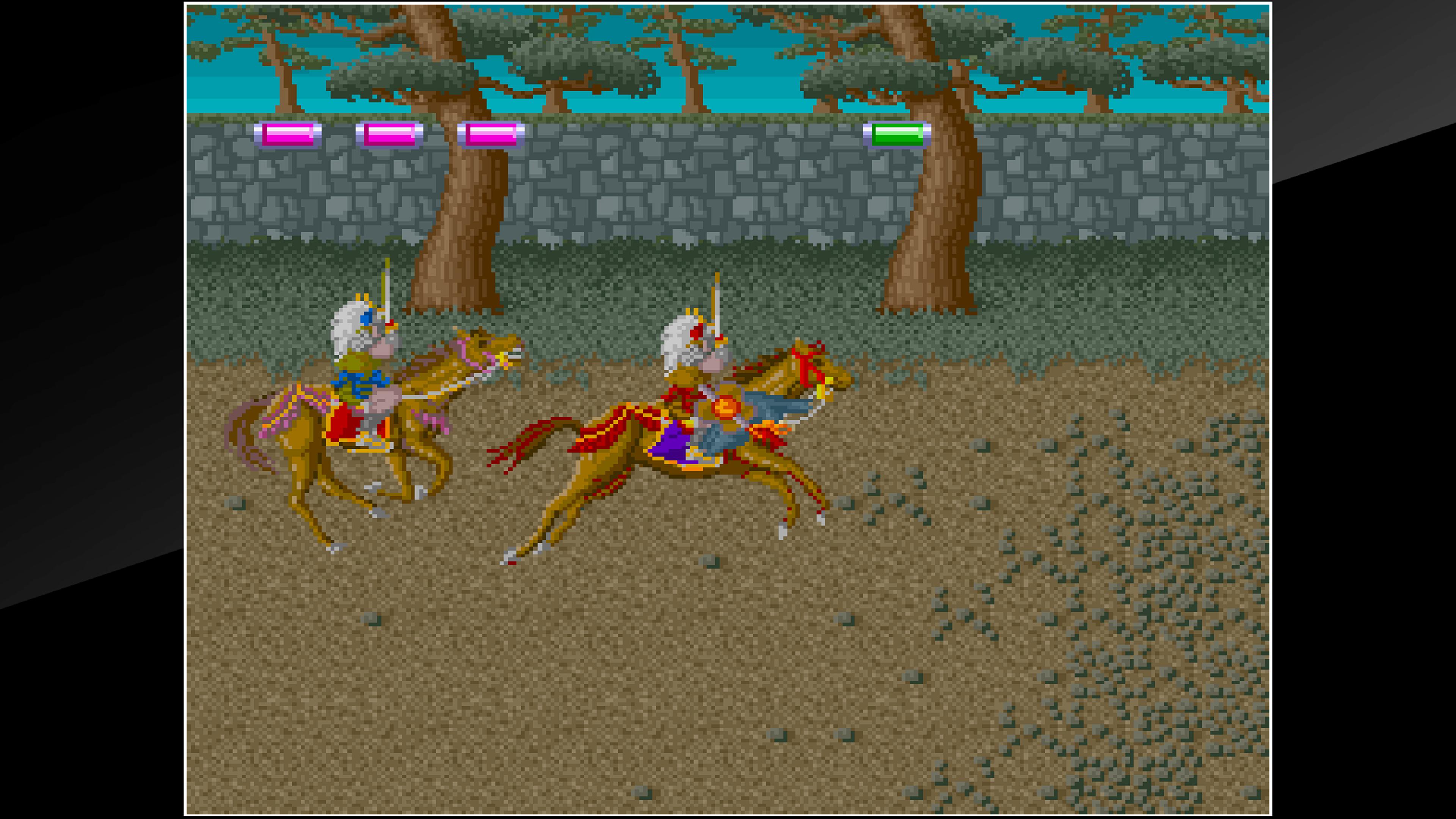 Скриншот №10 к Arcade Archives SHINGEN SAMURAI-FIGHTER