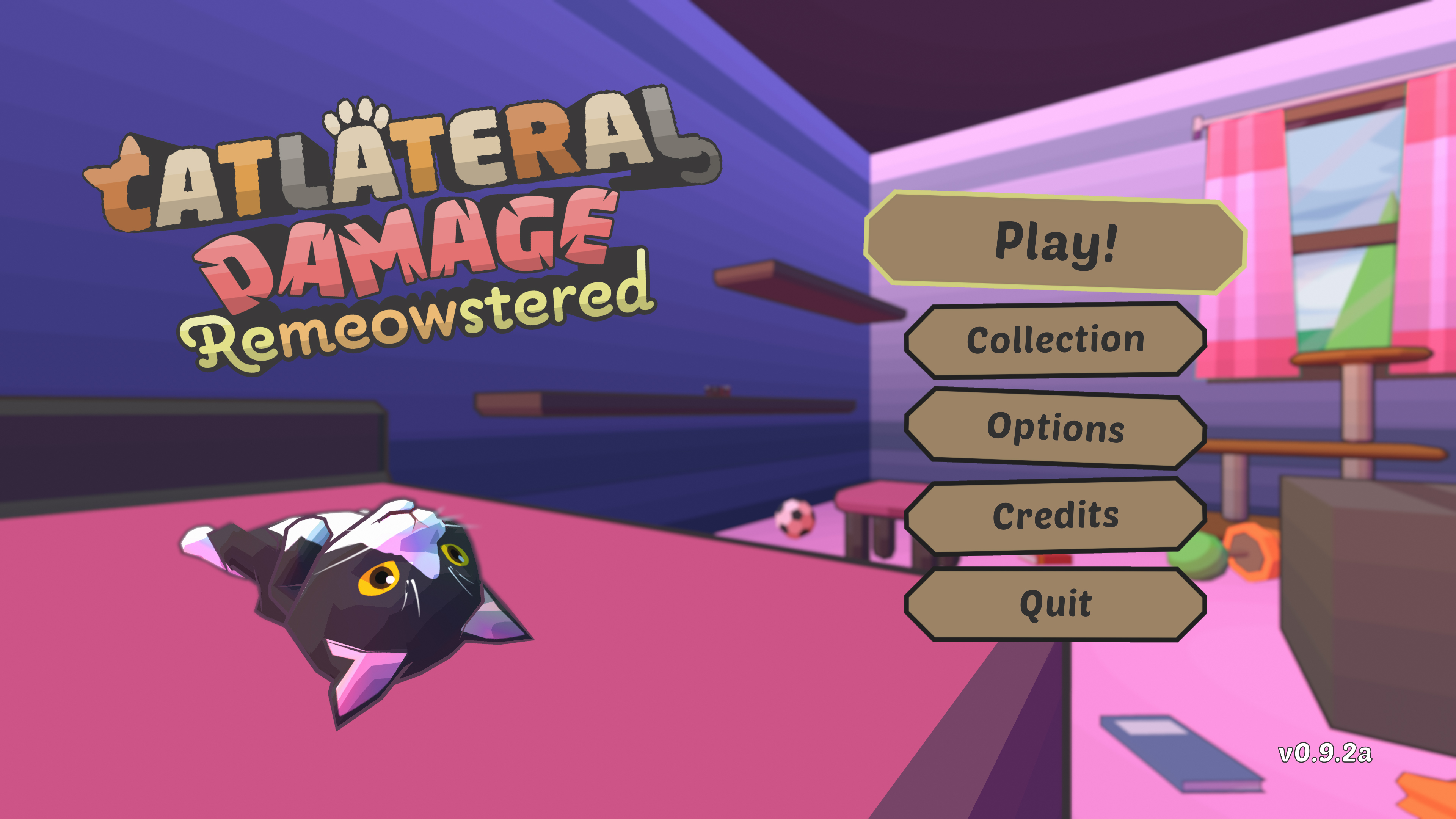 Скриншот №1 к Catlateral Damage Remeowstered