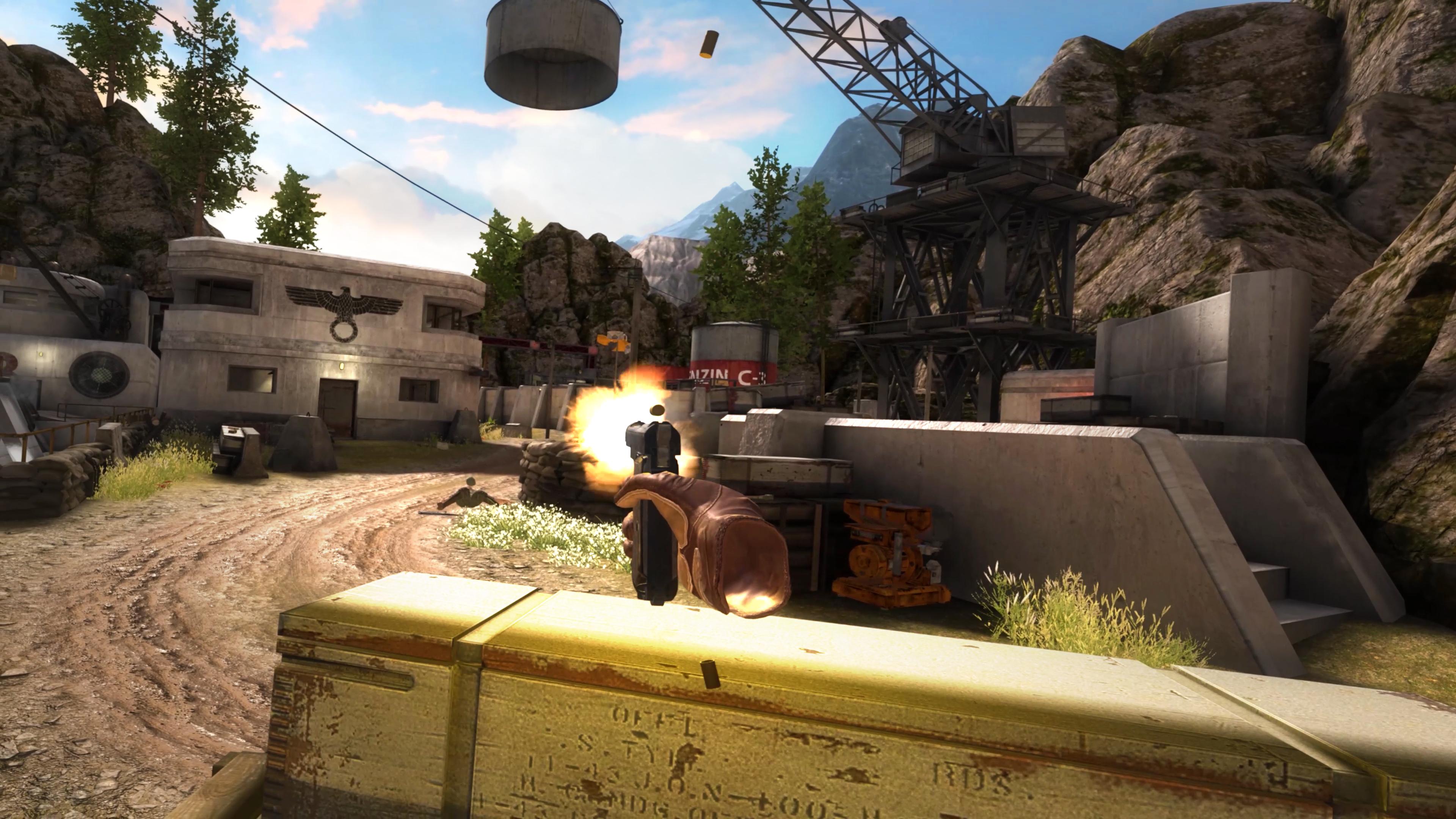 Скриншот №7 к Sniper Elite VR