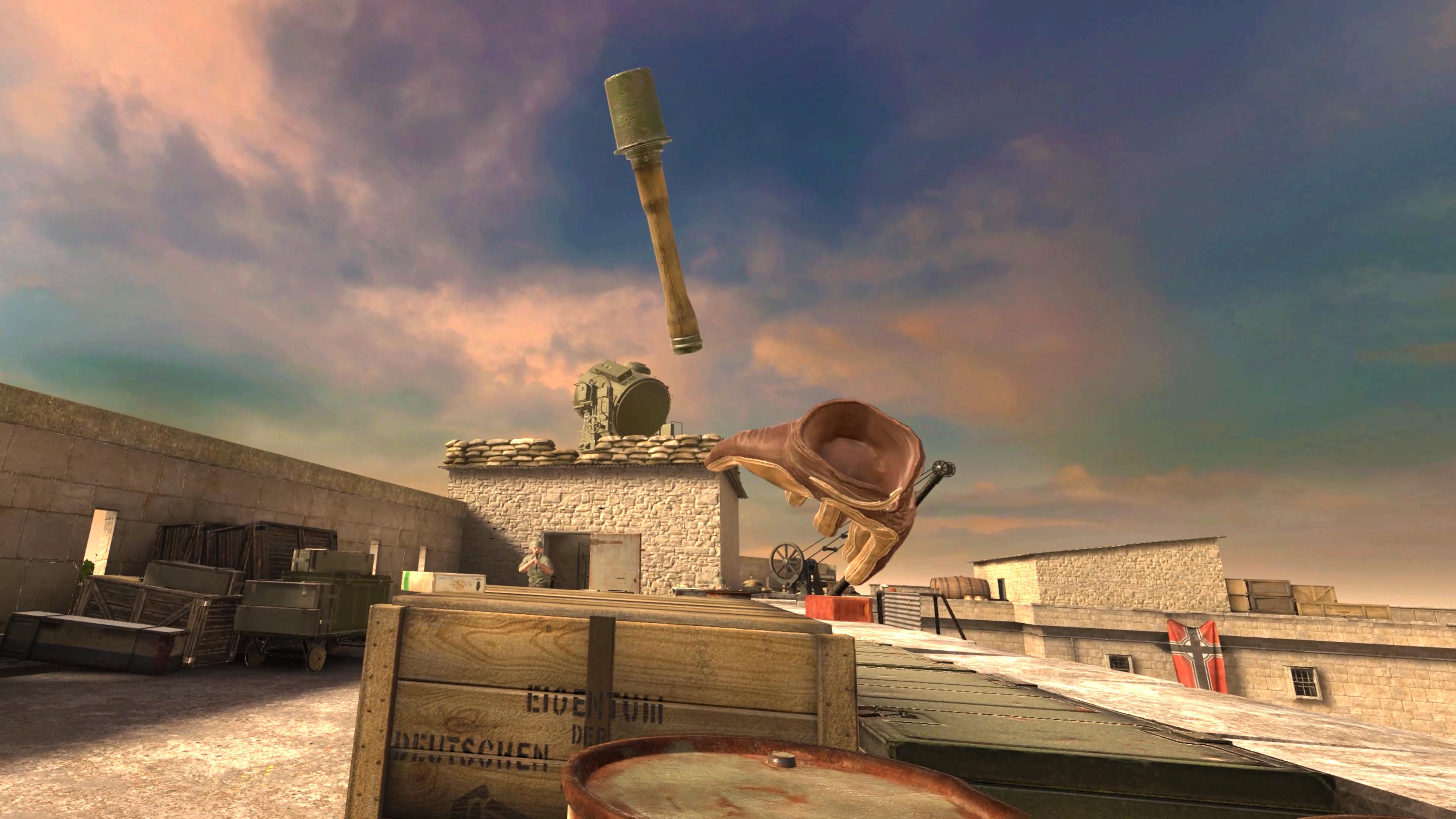 Скриншот №2 к Sniper Elite VR