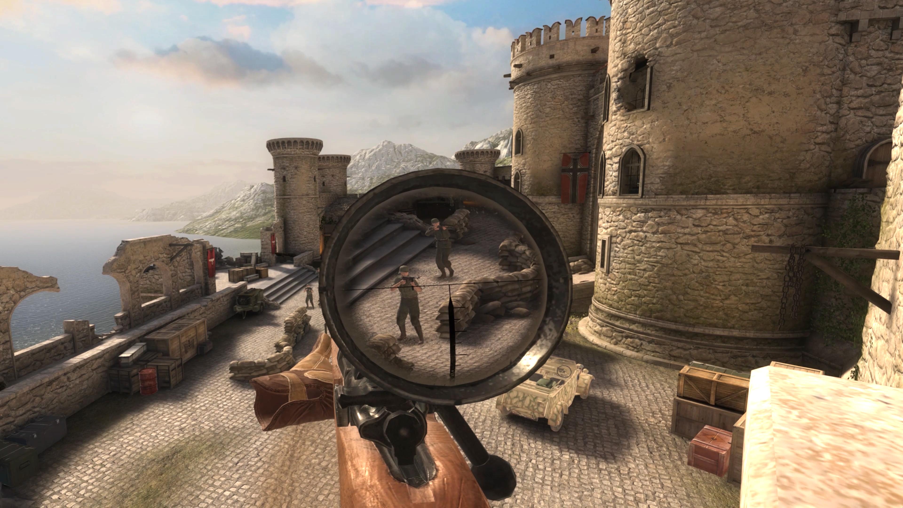 Скриншот №6 к Sniper Elite VR