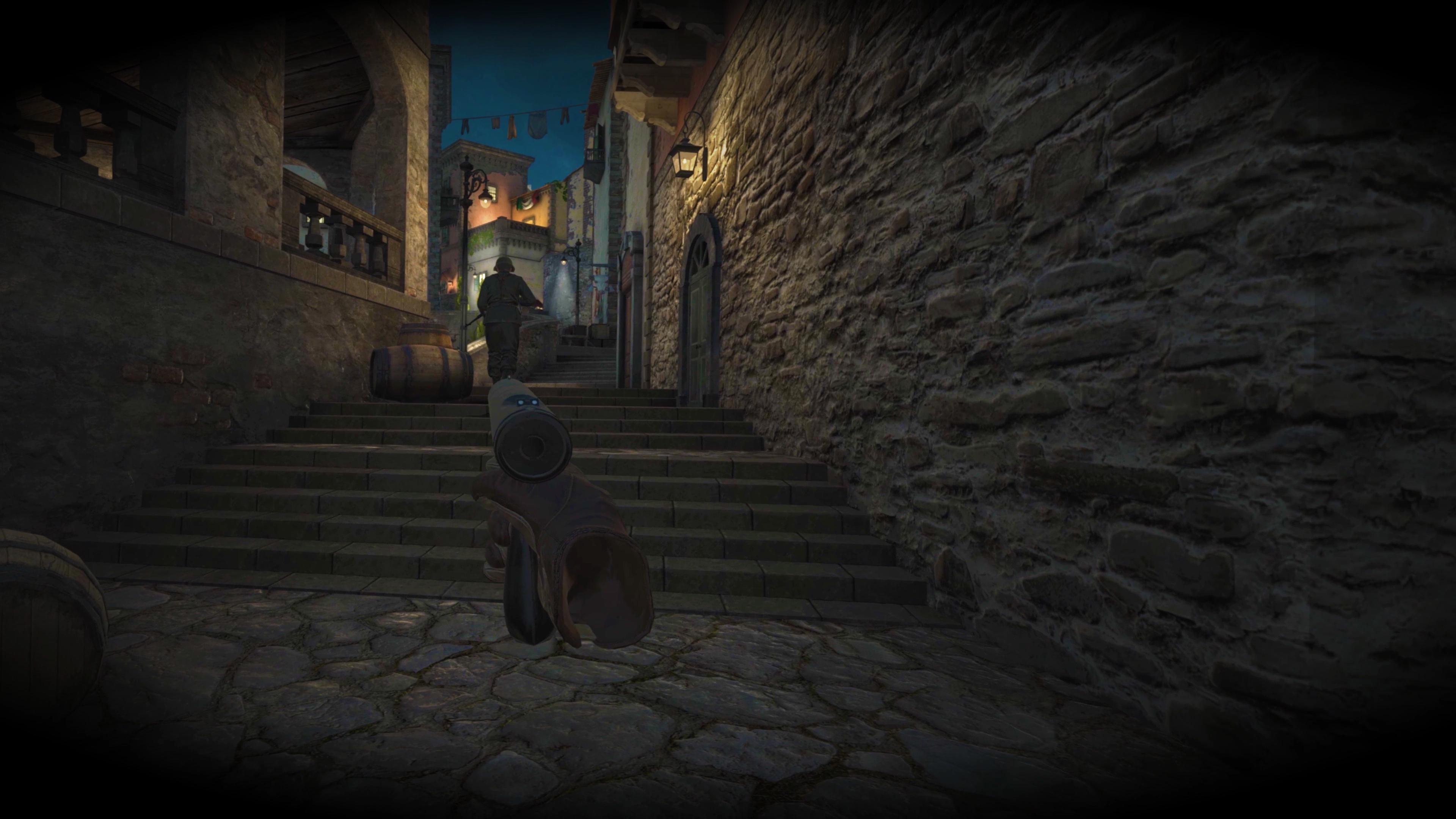 Скриншот №3 к Sniper Elite VR