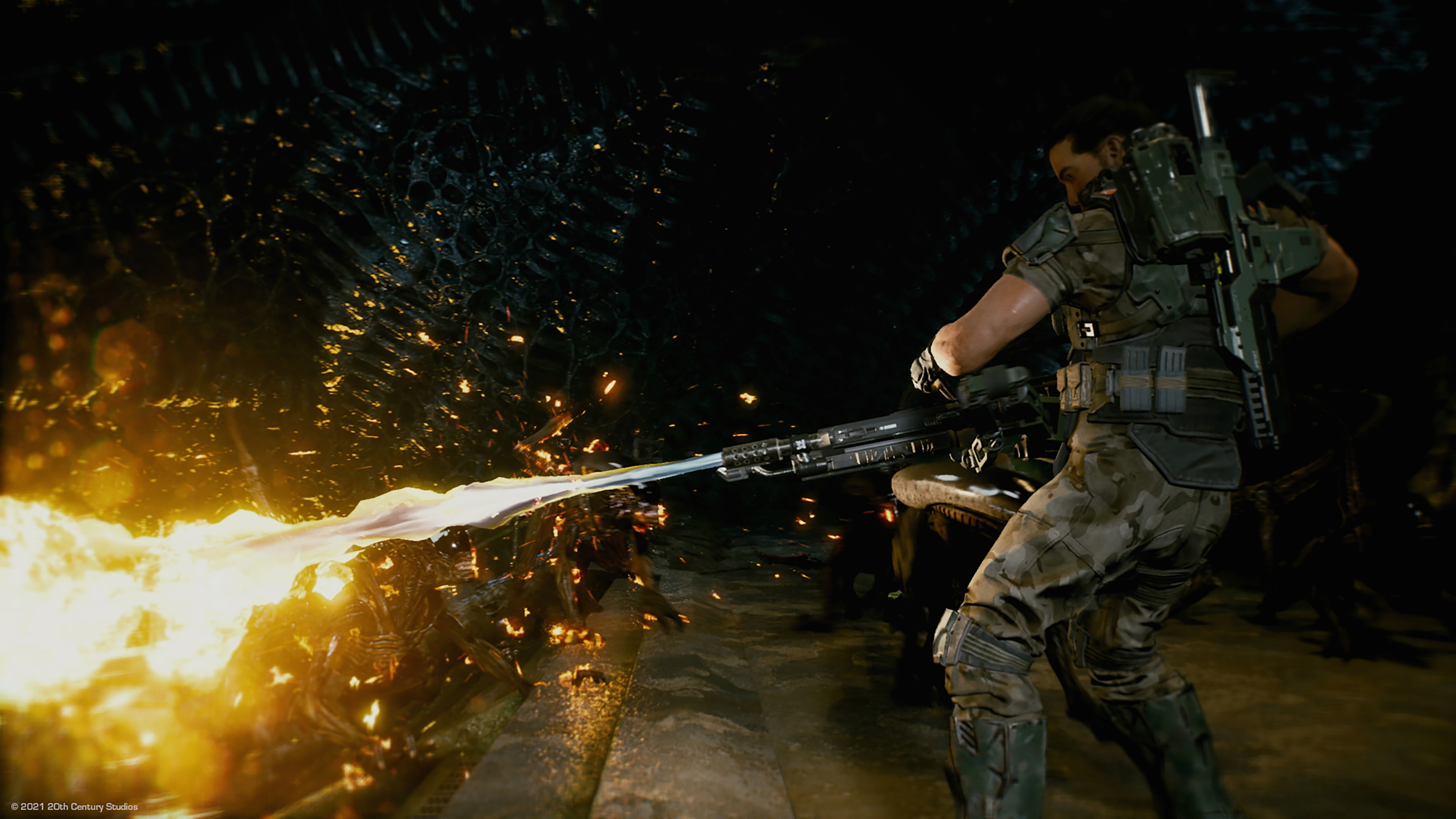 Скриншот №5 к Aliens Fireteam Elite - Deluxe Edition PS4 and PS5