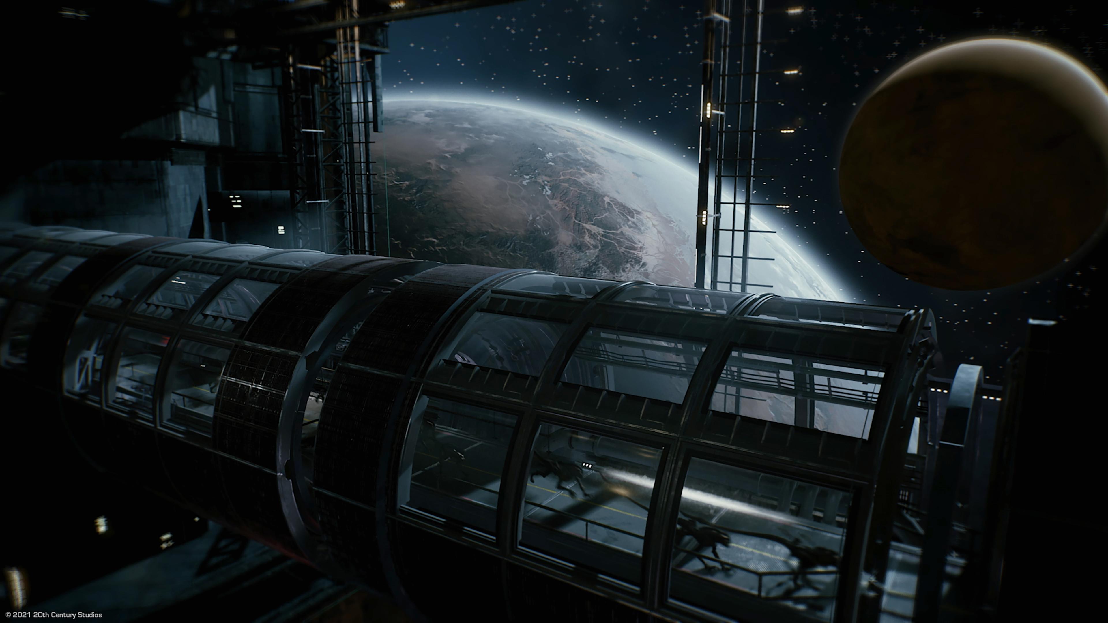 Скриншот №4 к Aliens Fireteam Elite - Deluxe Edition PS4 and PS5