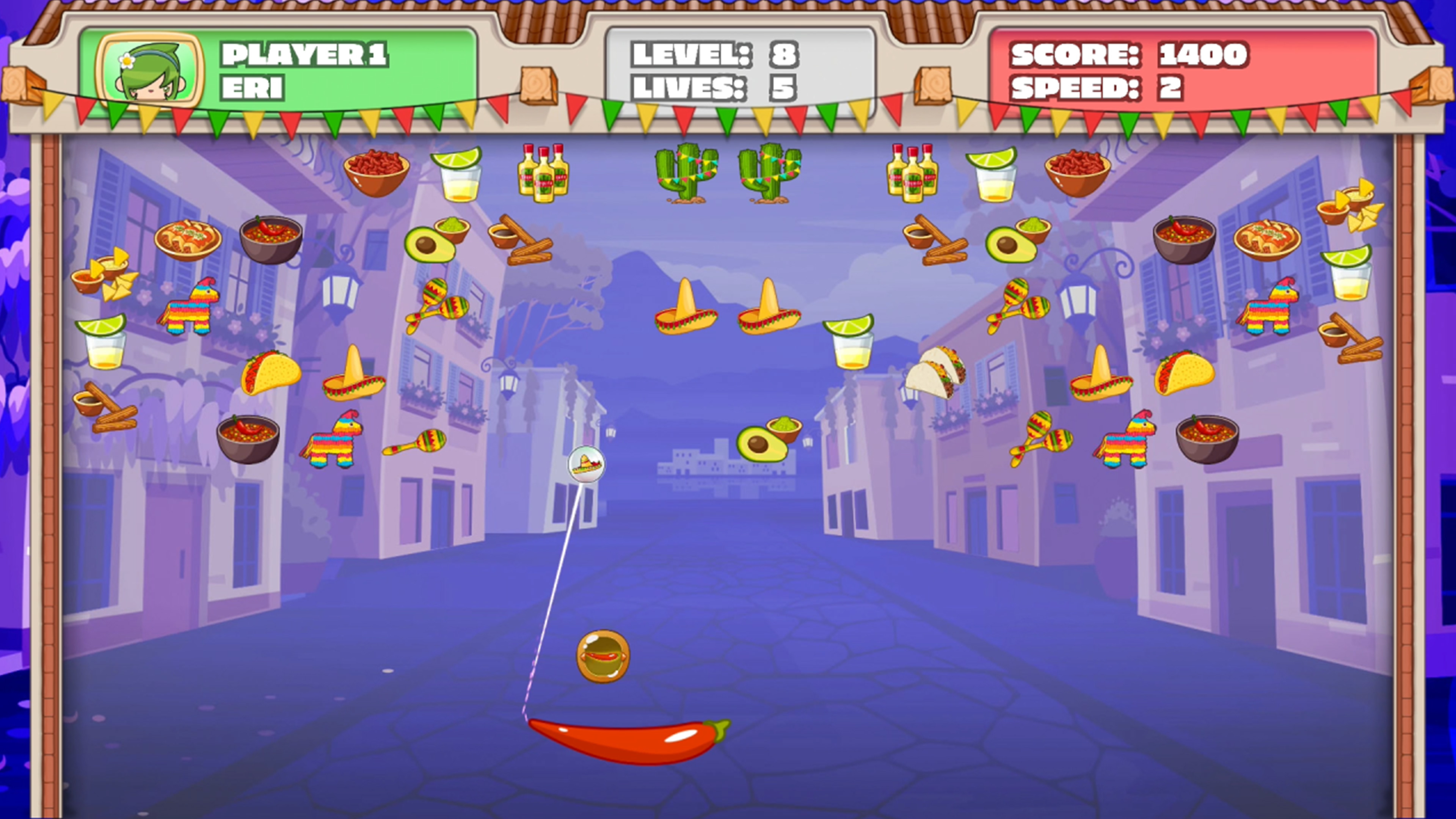 Скриншот №3 к Taco Break