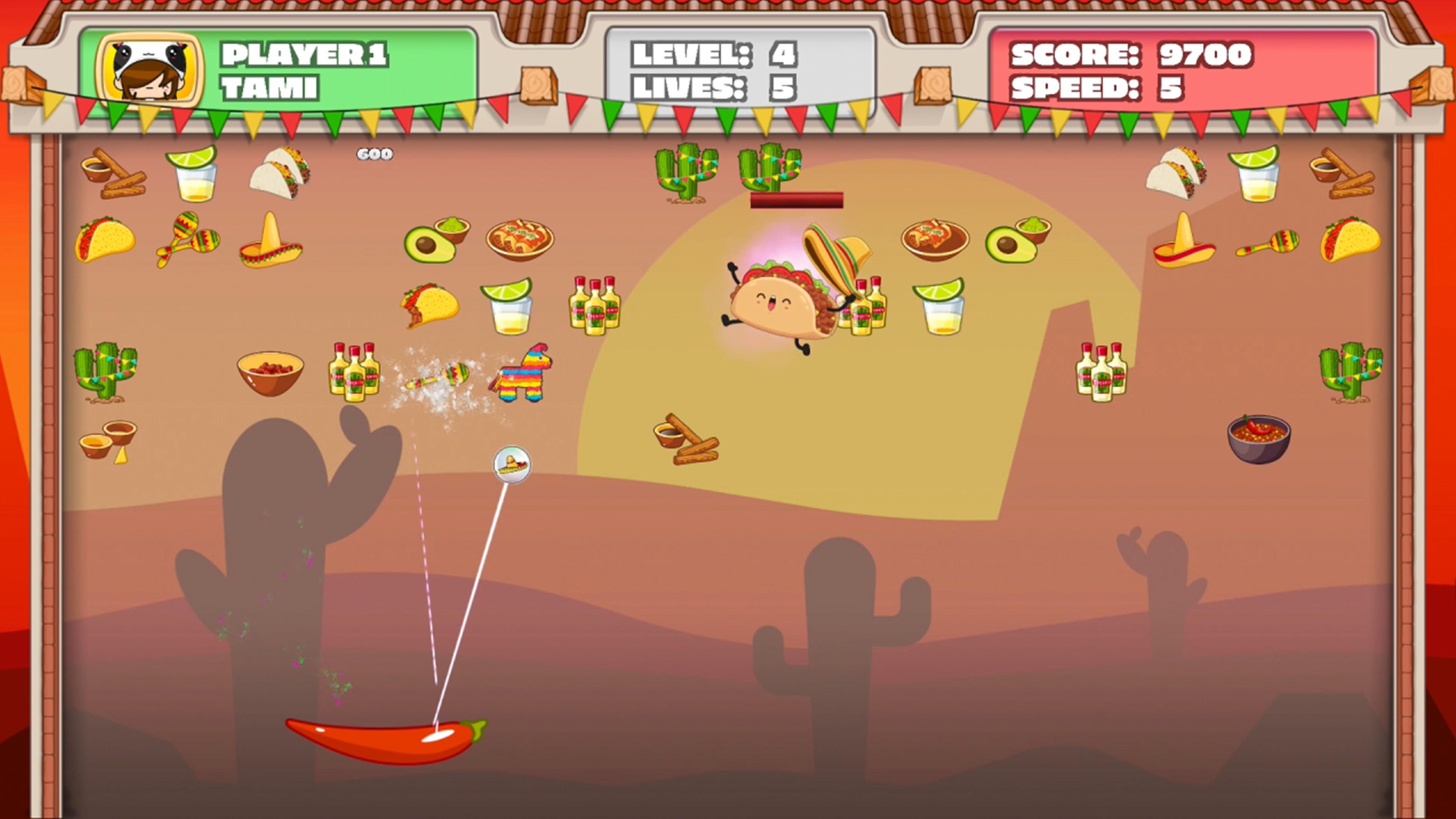 Скриншот №5 к Taco Break