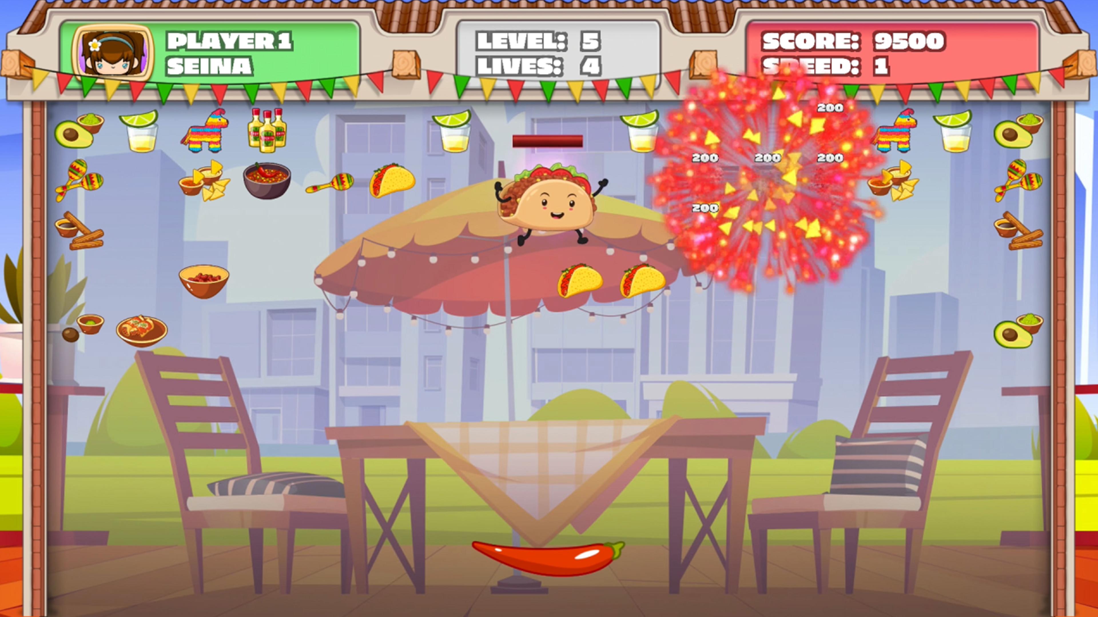 Скриншот №6 к Taco Break