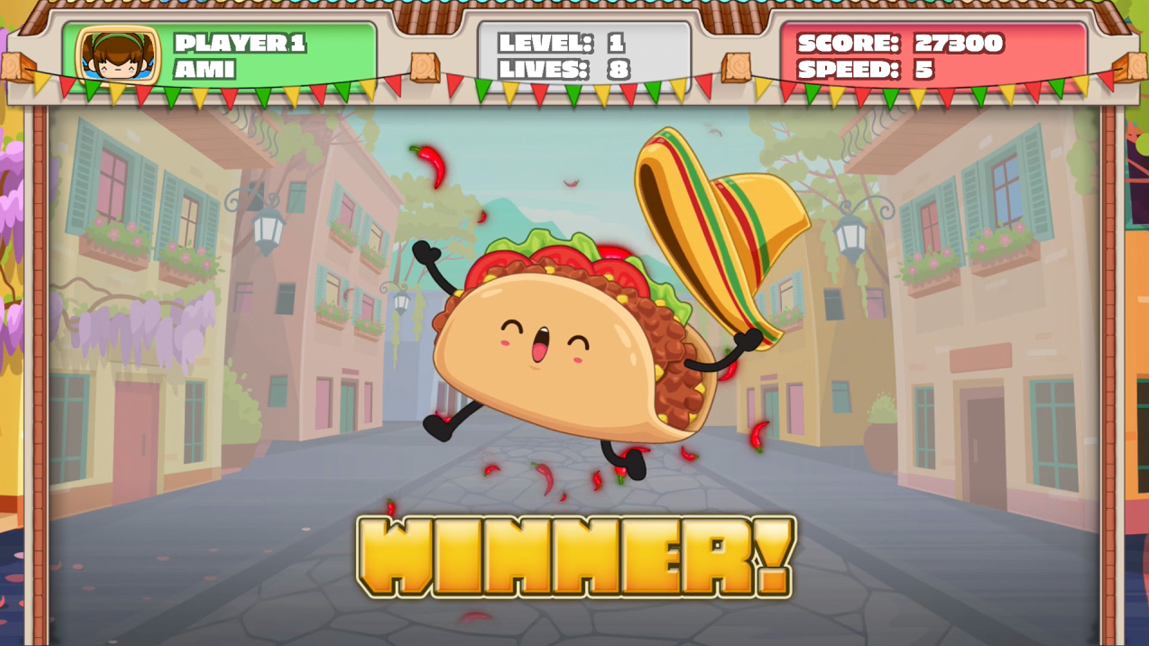 Скриншот №10 к Taco Break