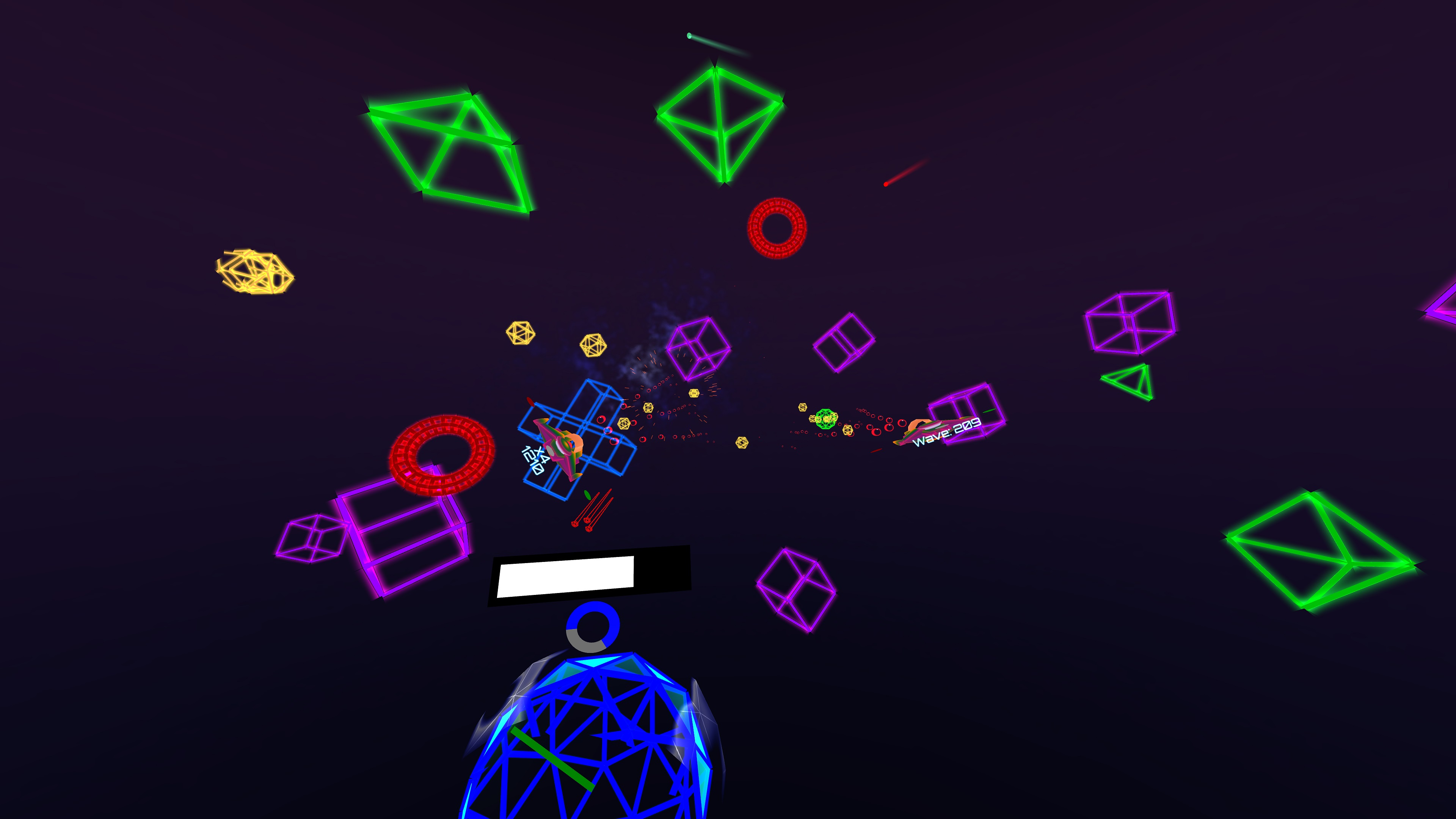 Скриншот №1 к Rhythm n Bullets