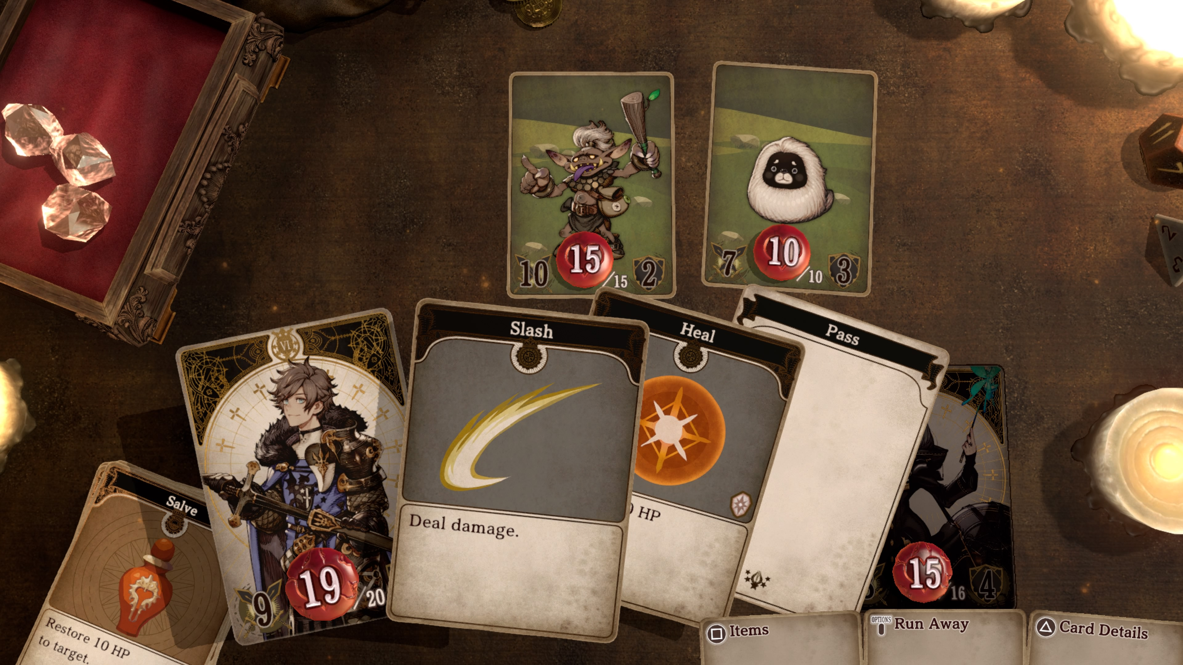 Скриншот №3 к Voice of Cards The Isle Dragon Roars