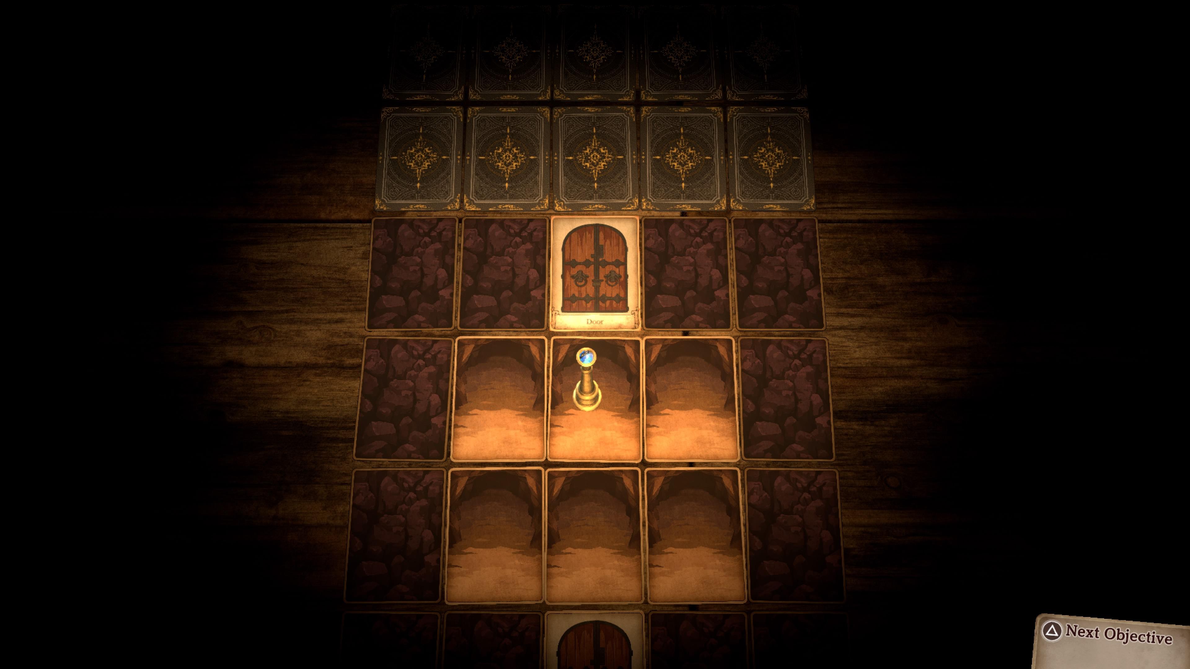 Скриншот №4 к Voice of Cards The Isle Dragon Roars